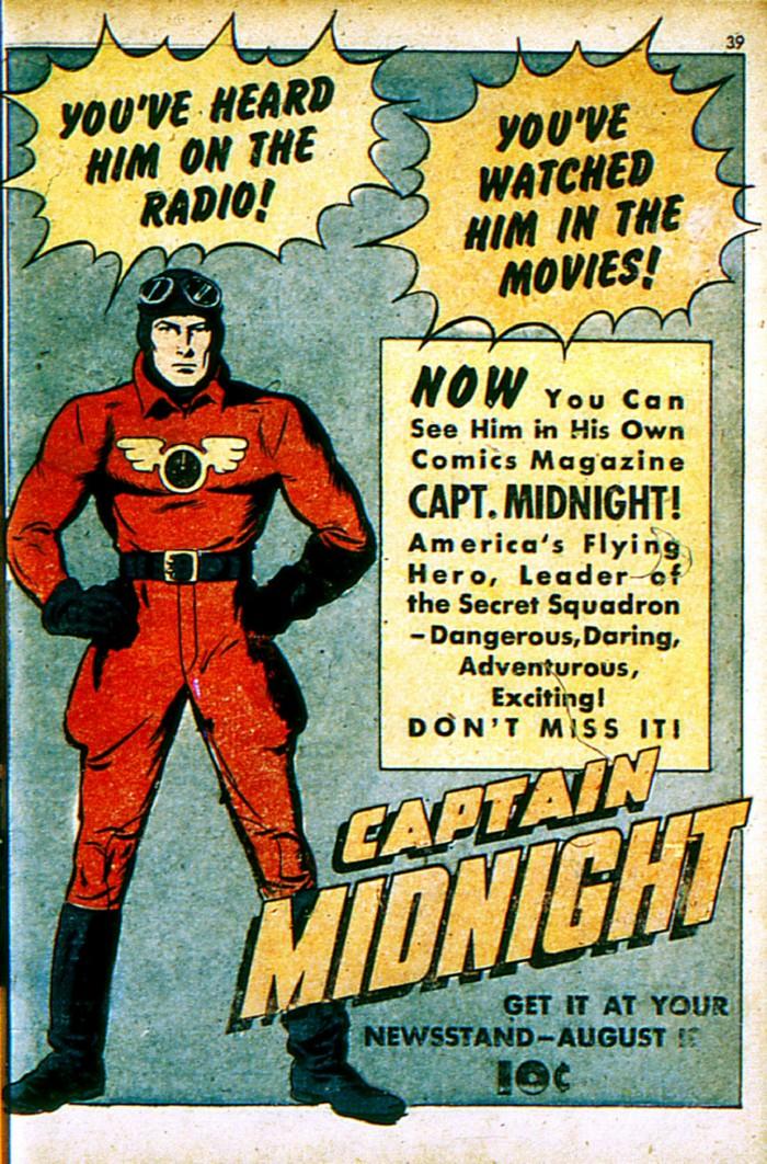 Read online America's Greatest Comics comic -  Issue #4 - 39