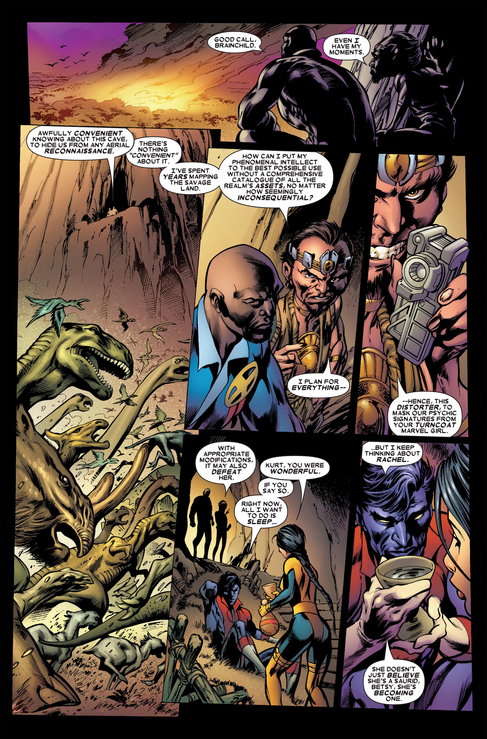 Read online Uncanny X-Men (1963) comic -  Issue #458 - 19