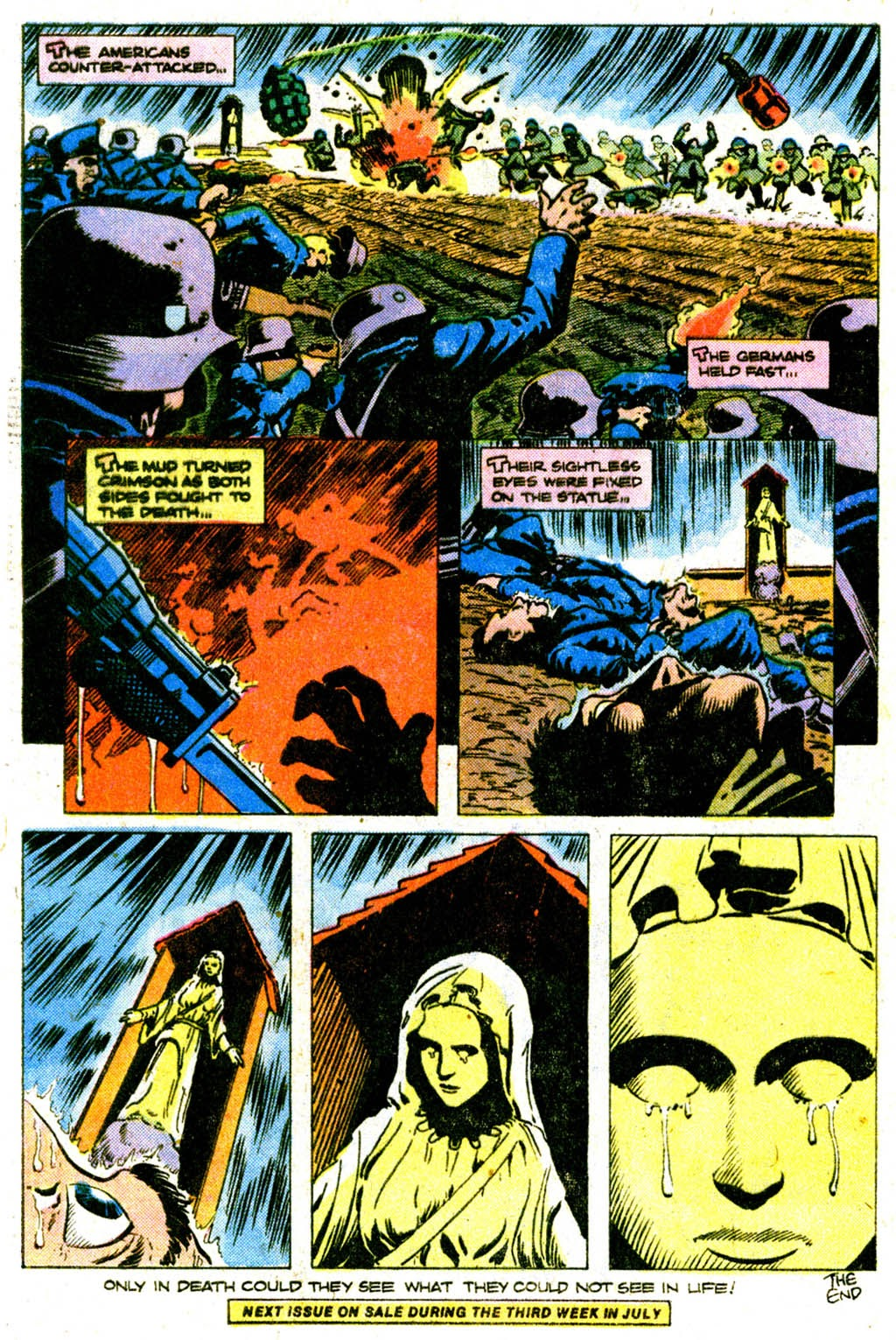 Read online Sgt. Rock comic -  Issue #332 - 31