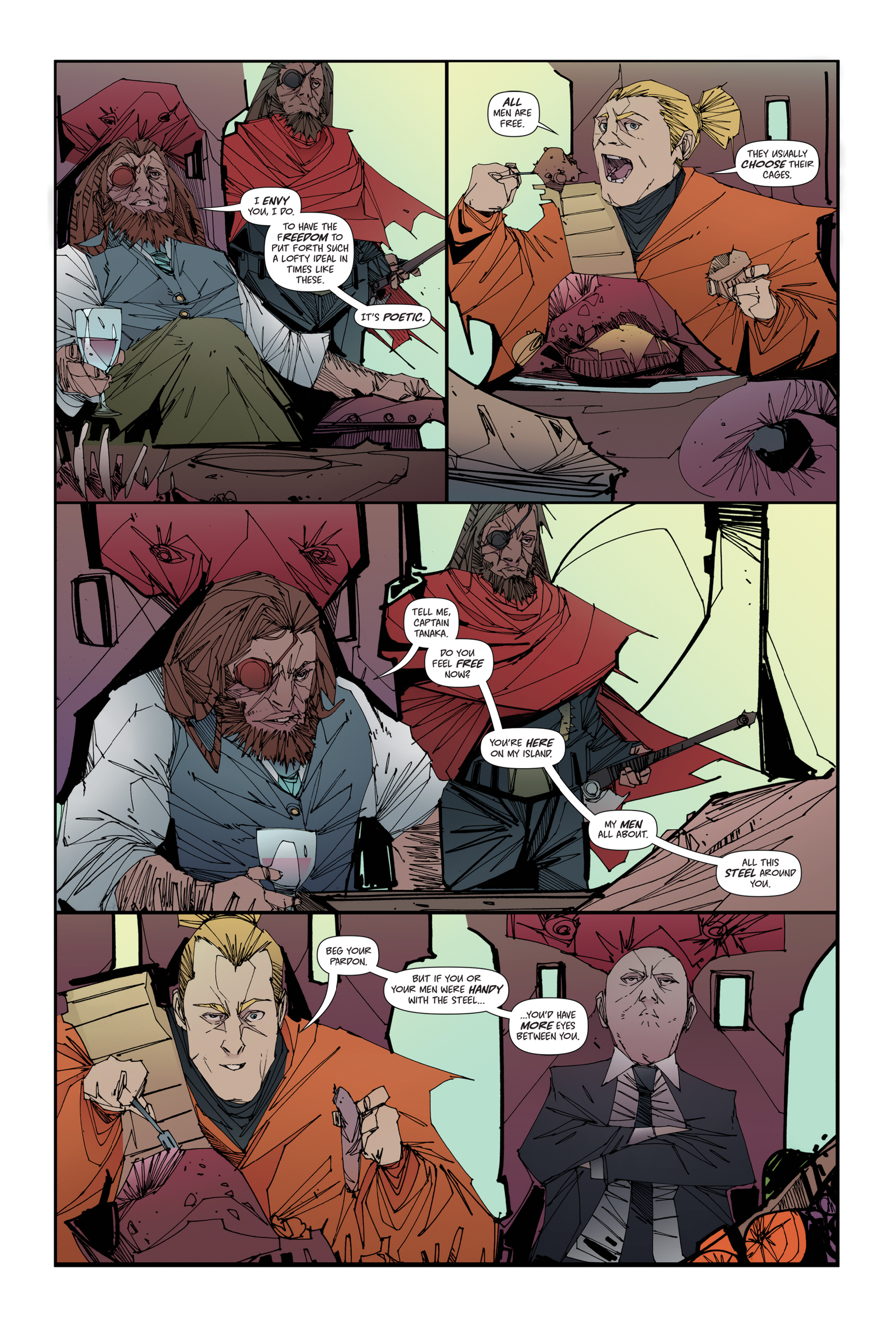 Read online Scrimshaw comic -  Issue #4 - 11