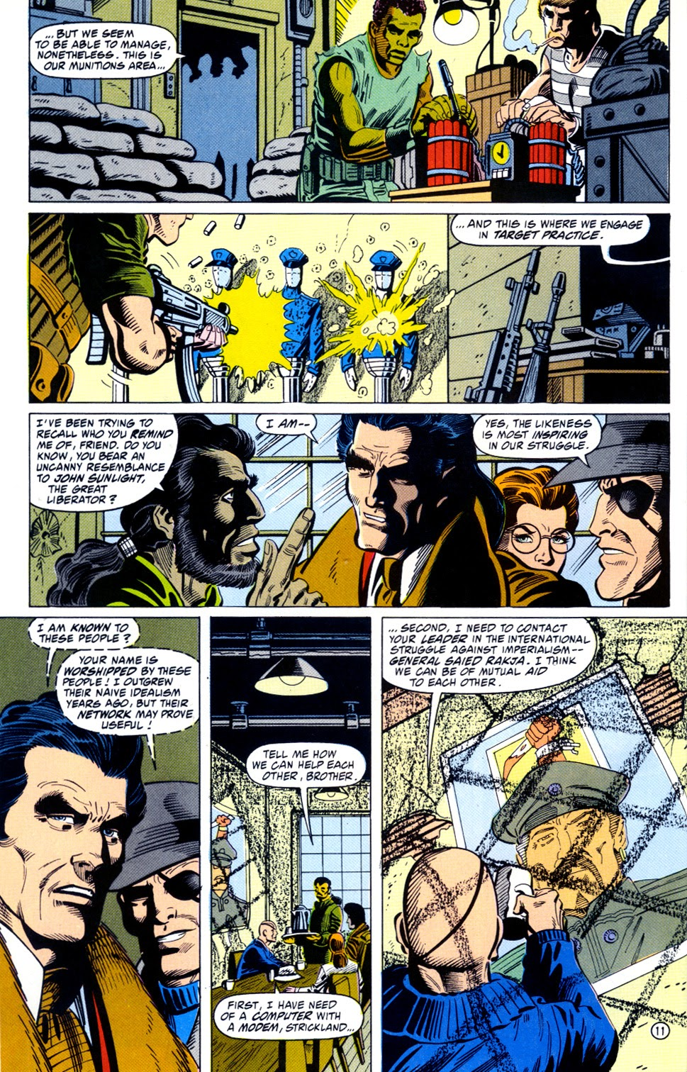 Doc Savage (1988) issue 13 - Page 13