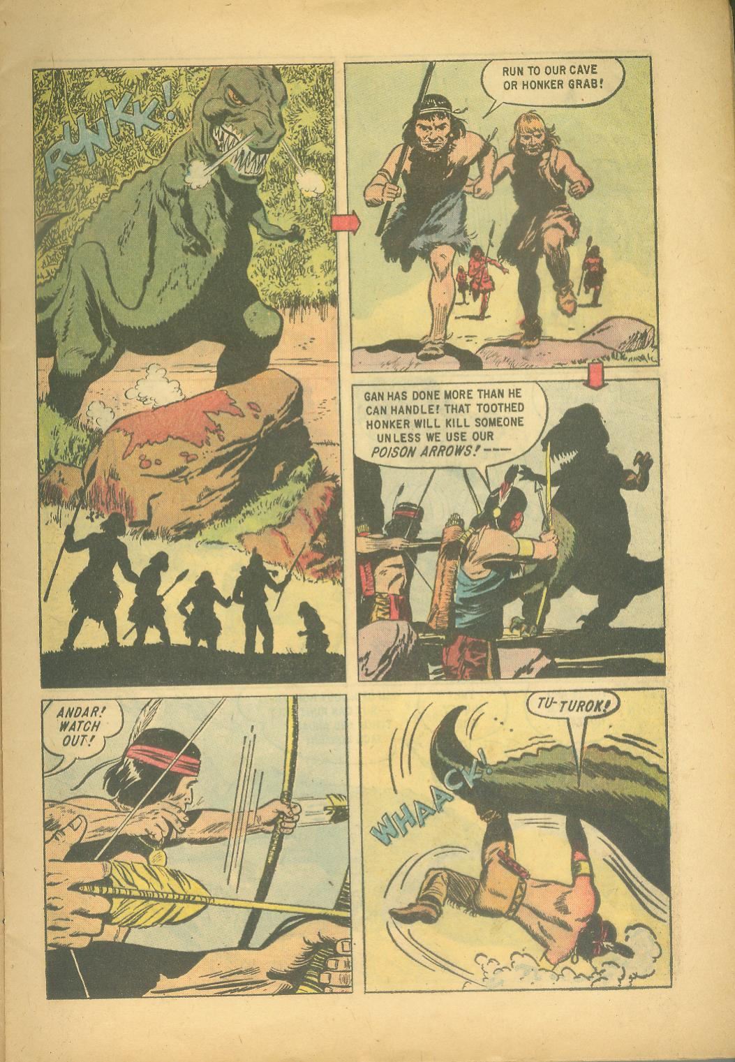 Read online Turok, Son of Stone comic -  Issue #18 - 9