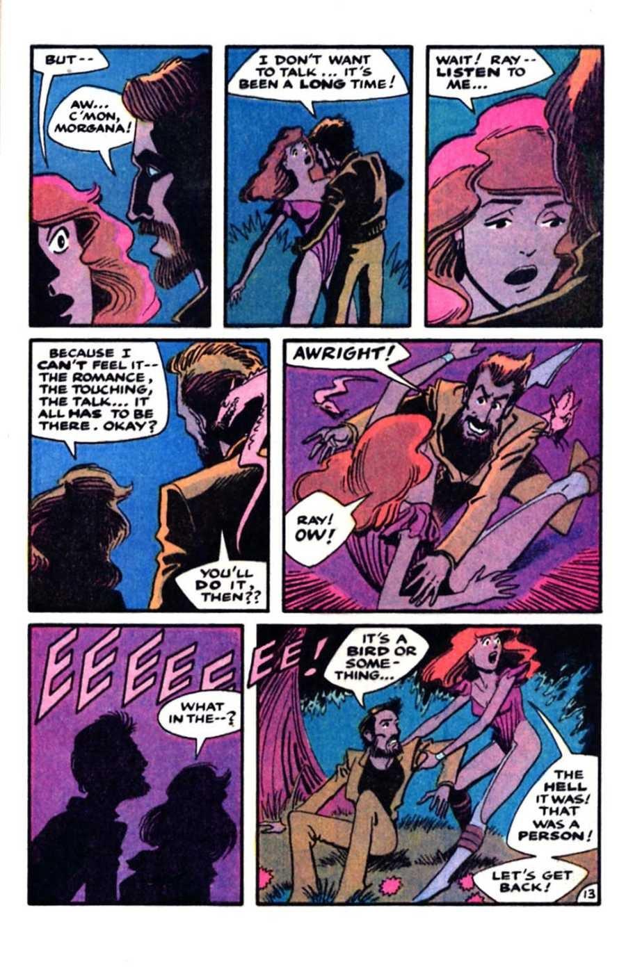 Read online Mars comic -  Issue #5 - 15