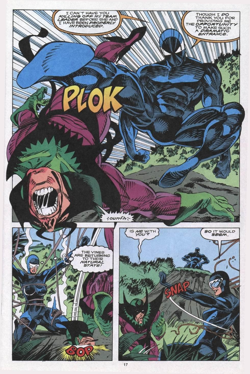 Read online Alpha Flight (1983) comic -  Issue #102 - 14