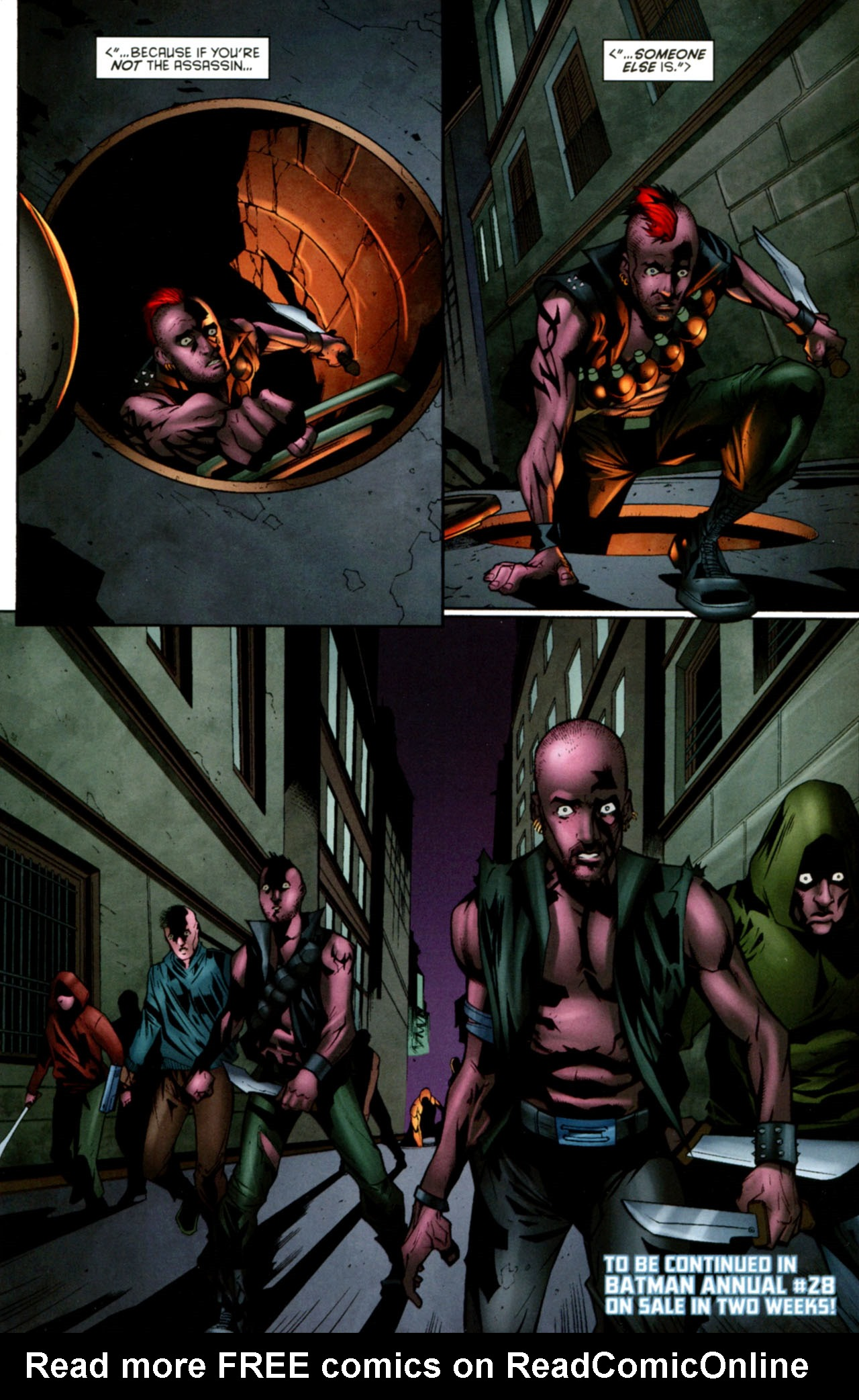 Read online Detective Comics (1937) comic -  Issue # _Annual 12 - 31