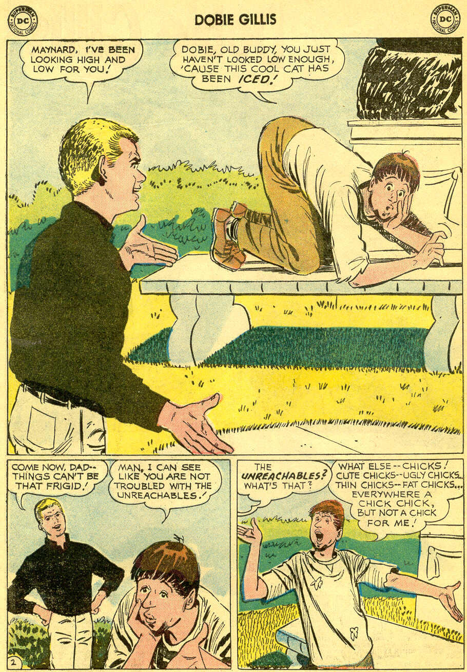 Many Loves of Dobie Gillis issue 4 - Page 4