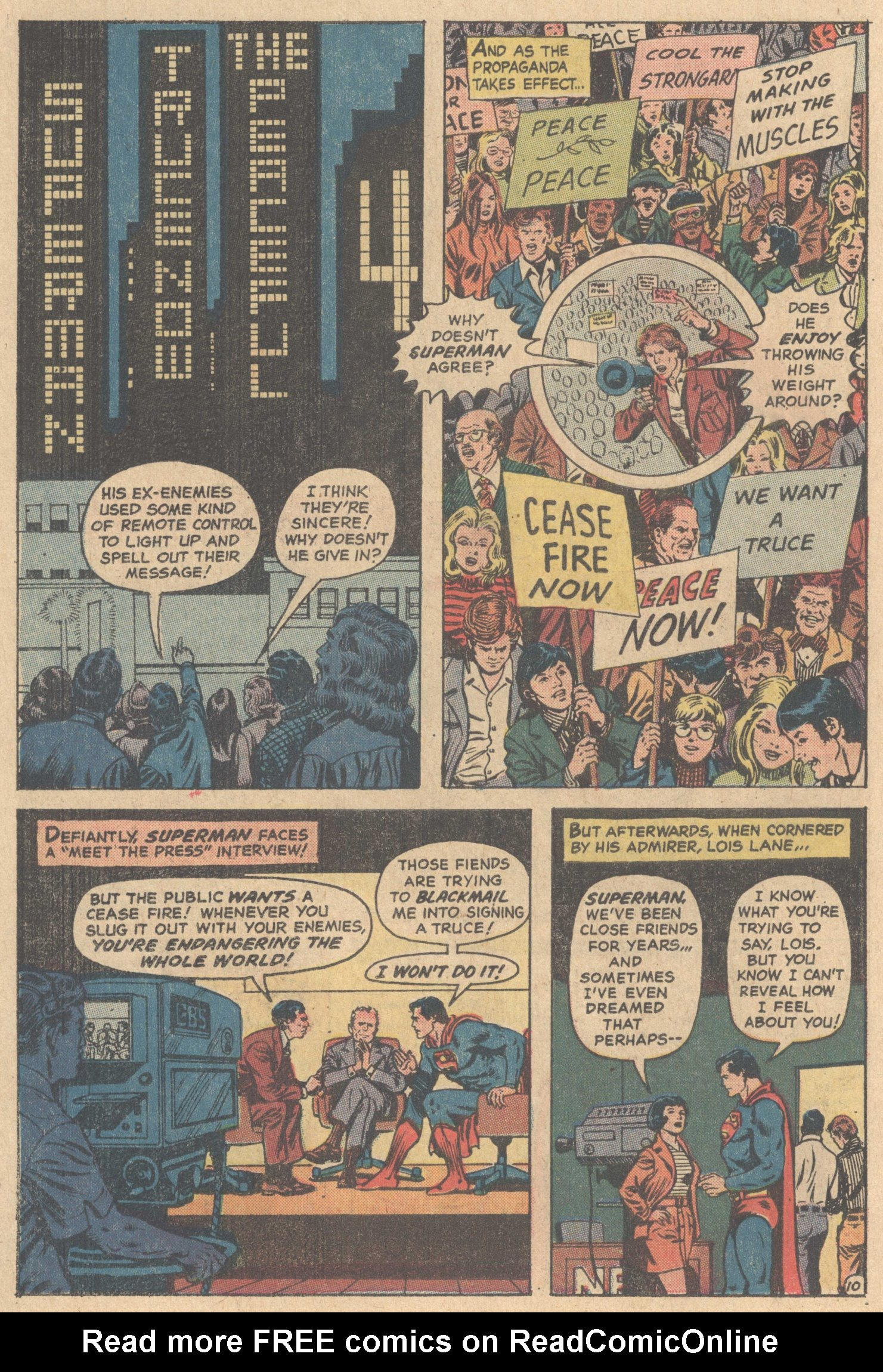 Read online Action Comics (1938) comic -  Issue #417 - 13