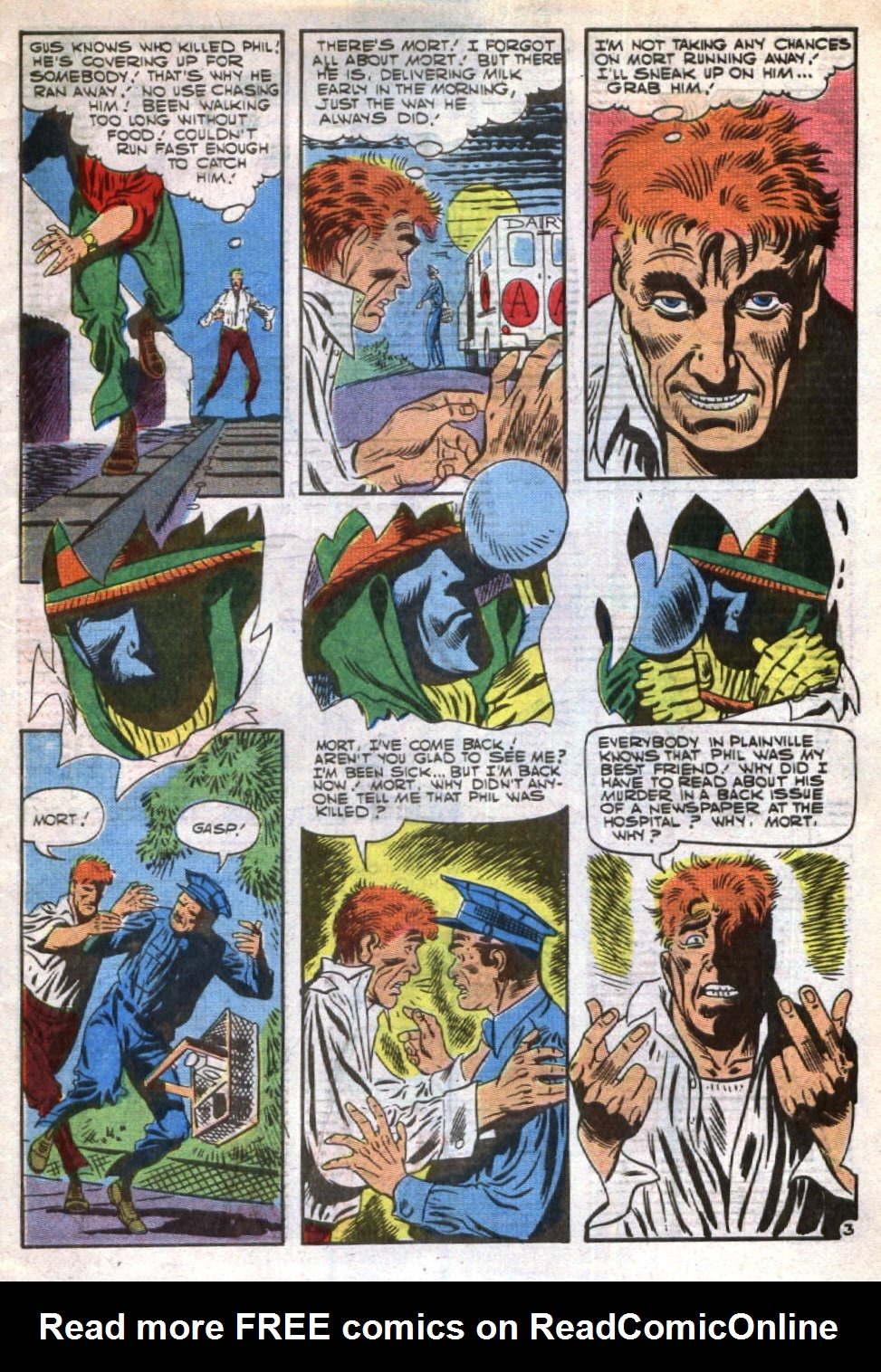 Read online Scary Tales comic -  Issue #39 - 5