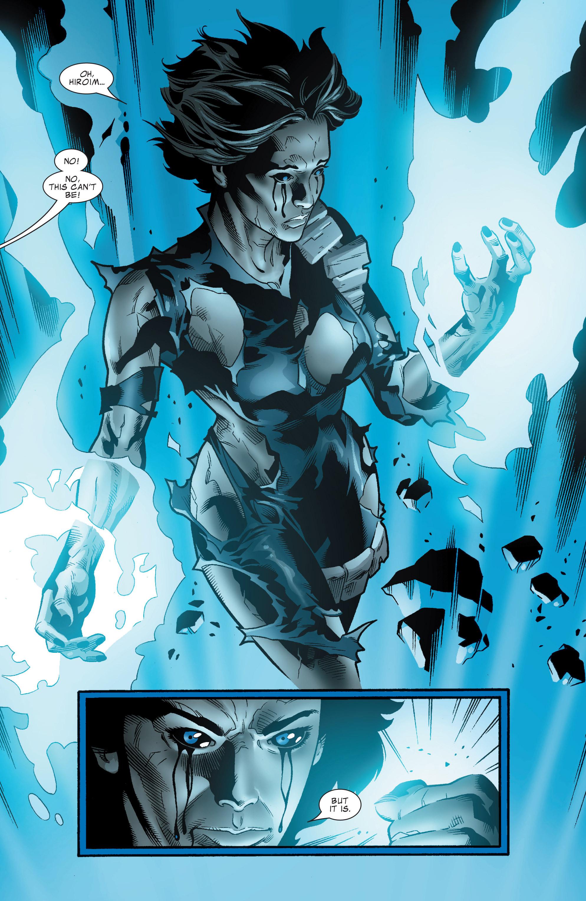 Read online World War Hulk Aftersmash: Warbound, Vol. 1 comic -  Issue #5 - 21