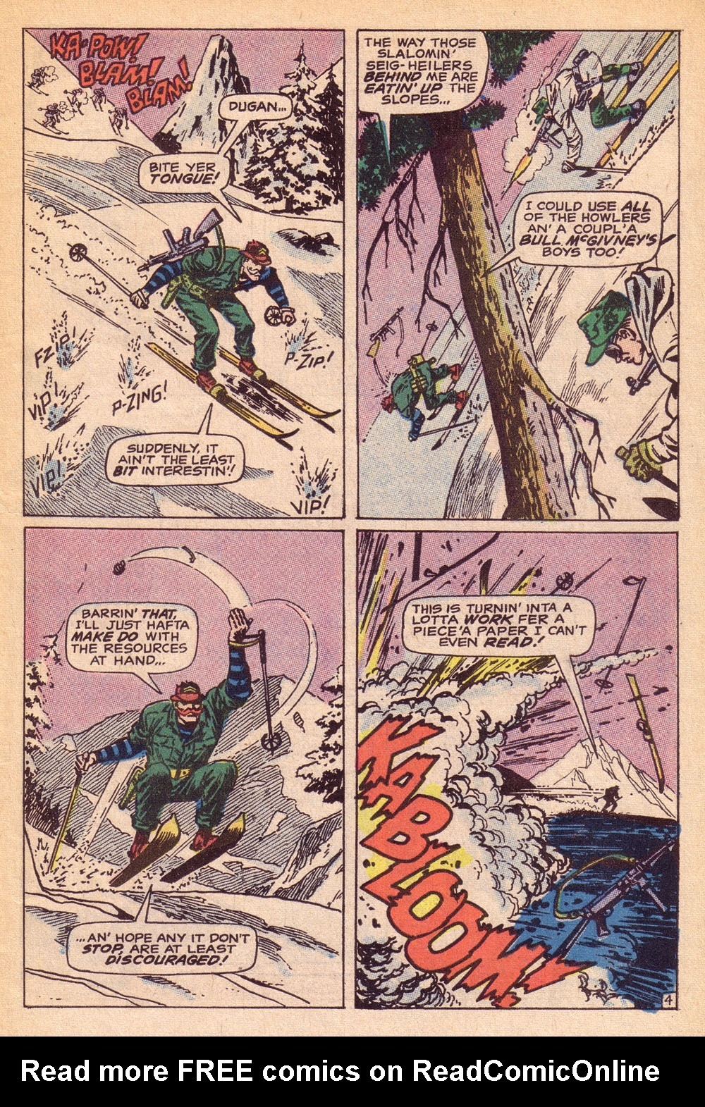 Read online Sgt. Fury comic -  Issue #74 - 7