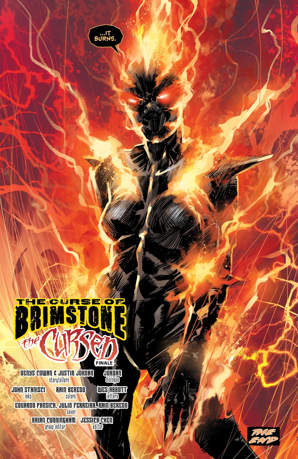 Read online The Curse of Brimstone: Ashes comic -  Issue # TPB (Part 2) - 73