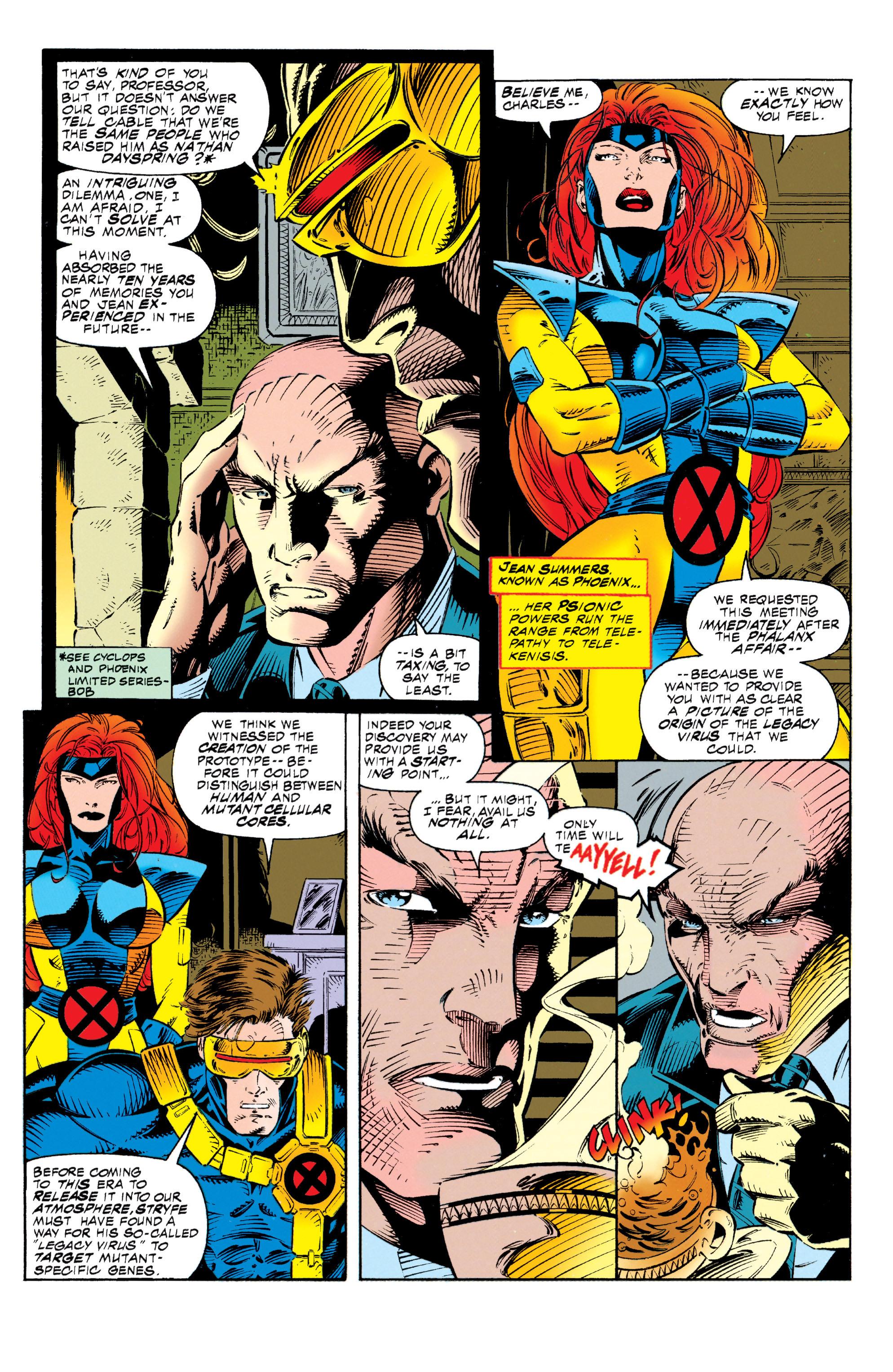 Read online Uncanny X-Men (1963) comic -  Issue #318 - 6