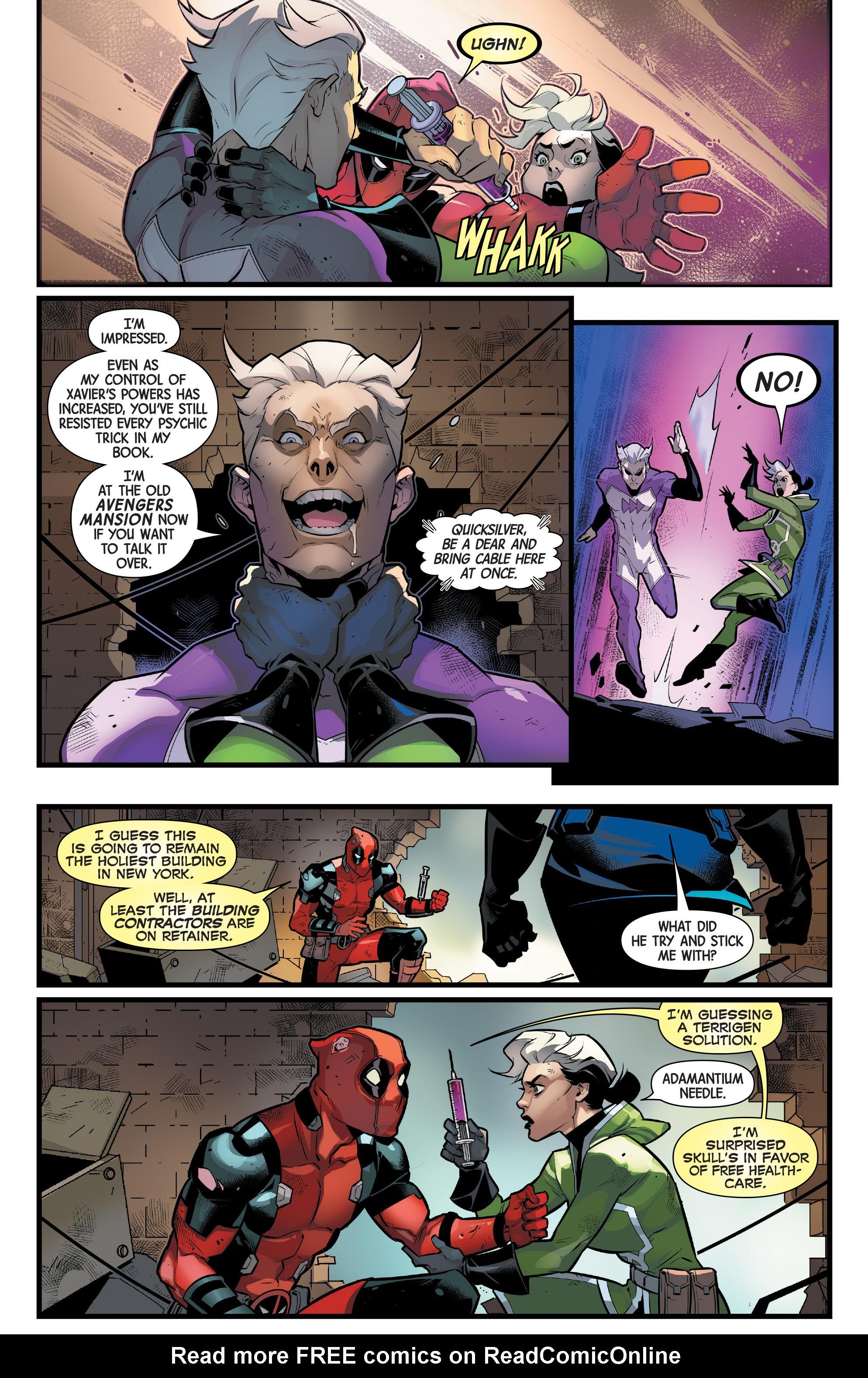 Read online Uncanny Avengers [II] comic -  Issue #18 - 15