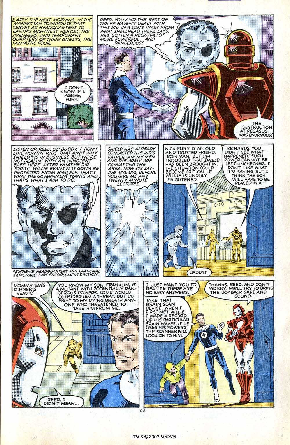 Iron Man Annual issue 8 - Page 29