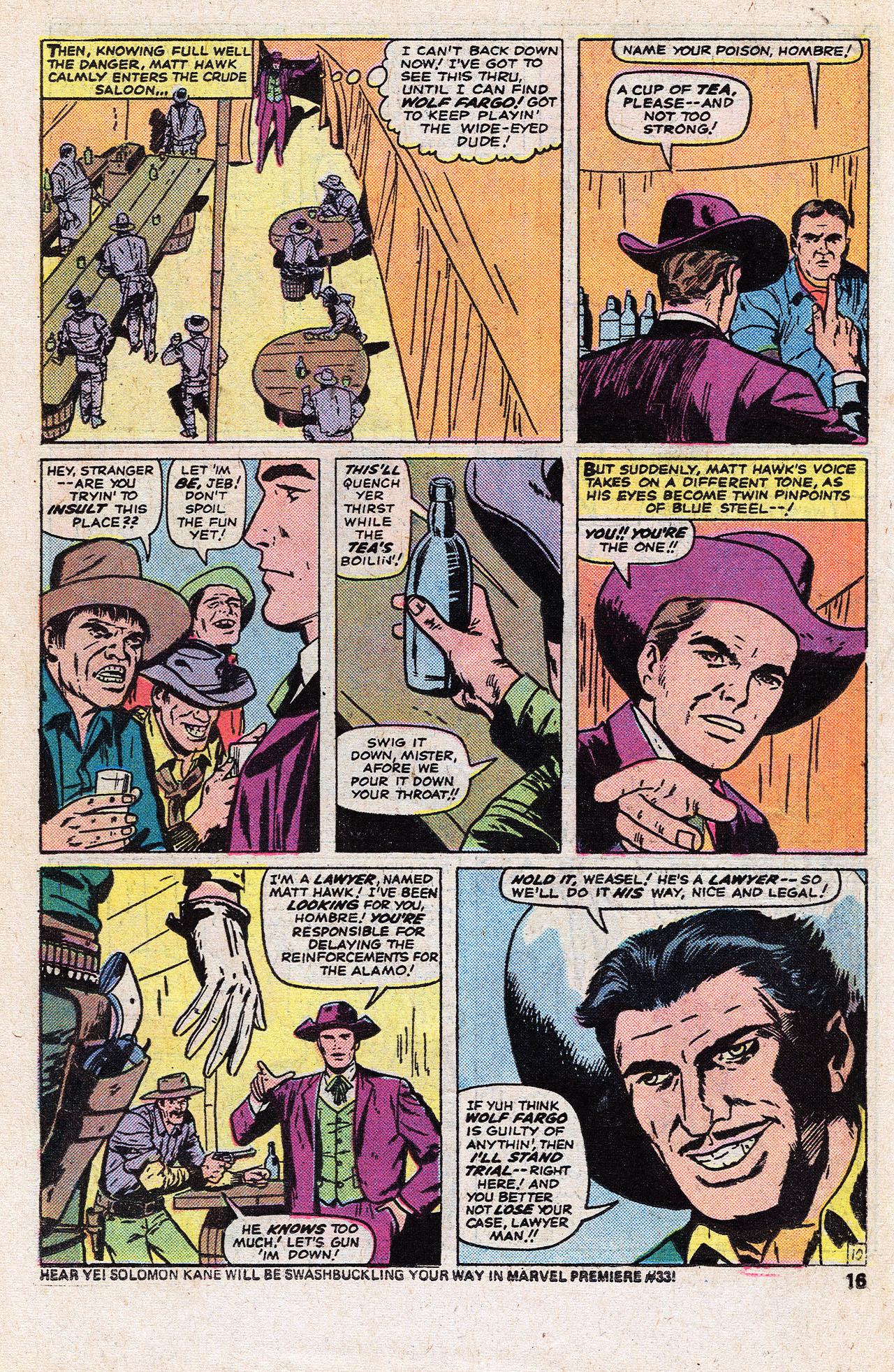 Read online Two-Gun Kid comic -  Issue #134 - 18