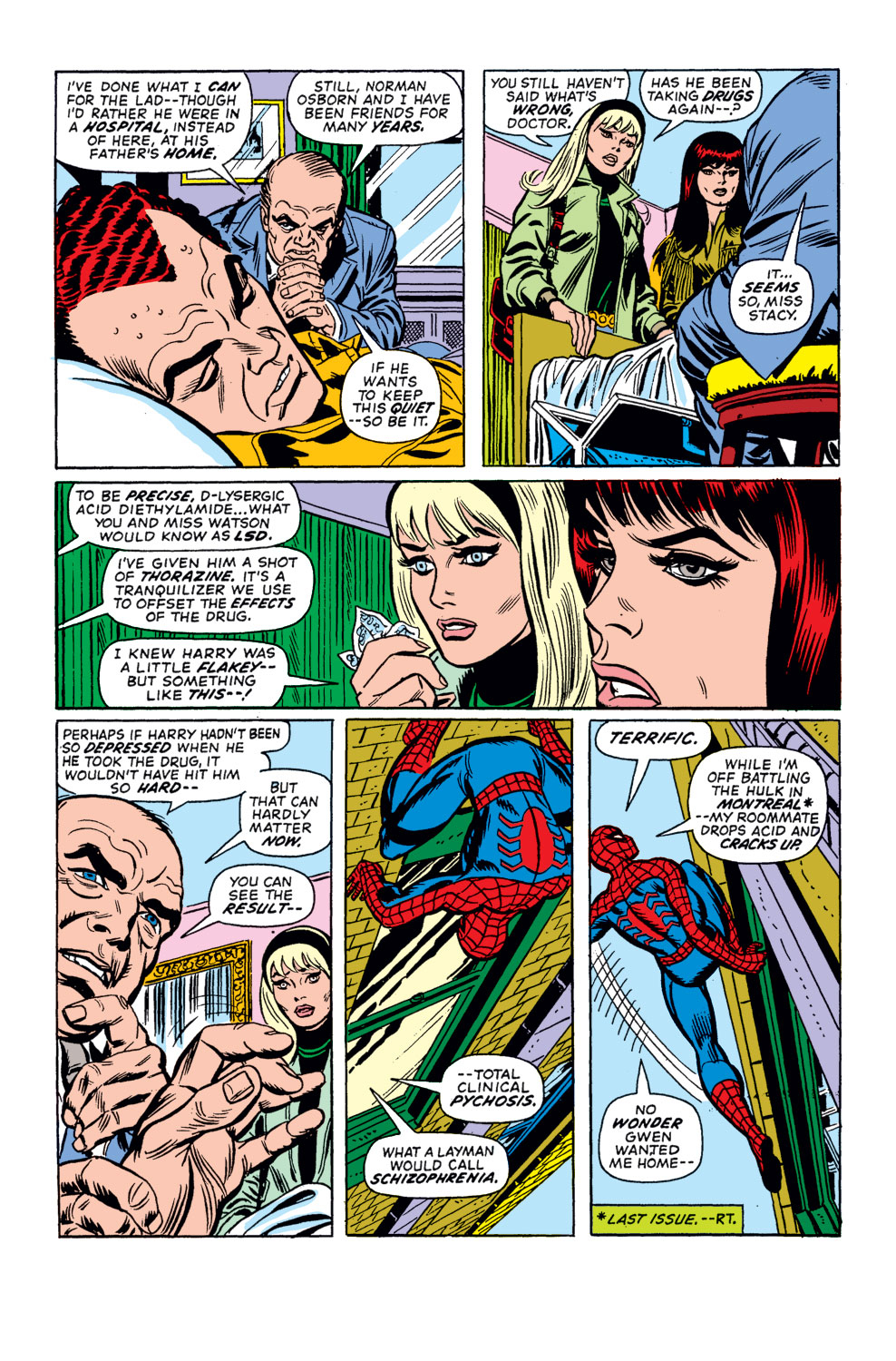 The Amazing Spider-Man (1963) 121 Page 2