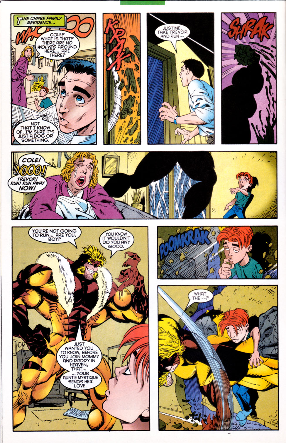Read online X-Factor (1986) comic -  Issue #137 - 15