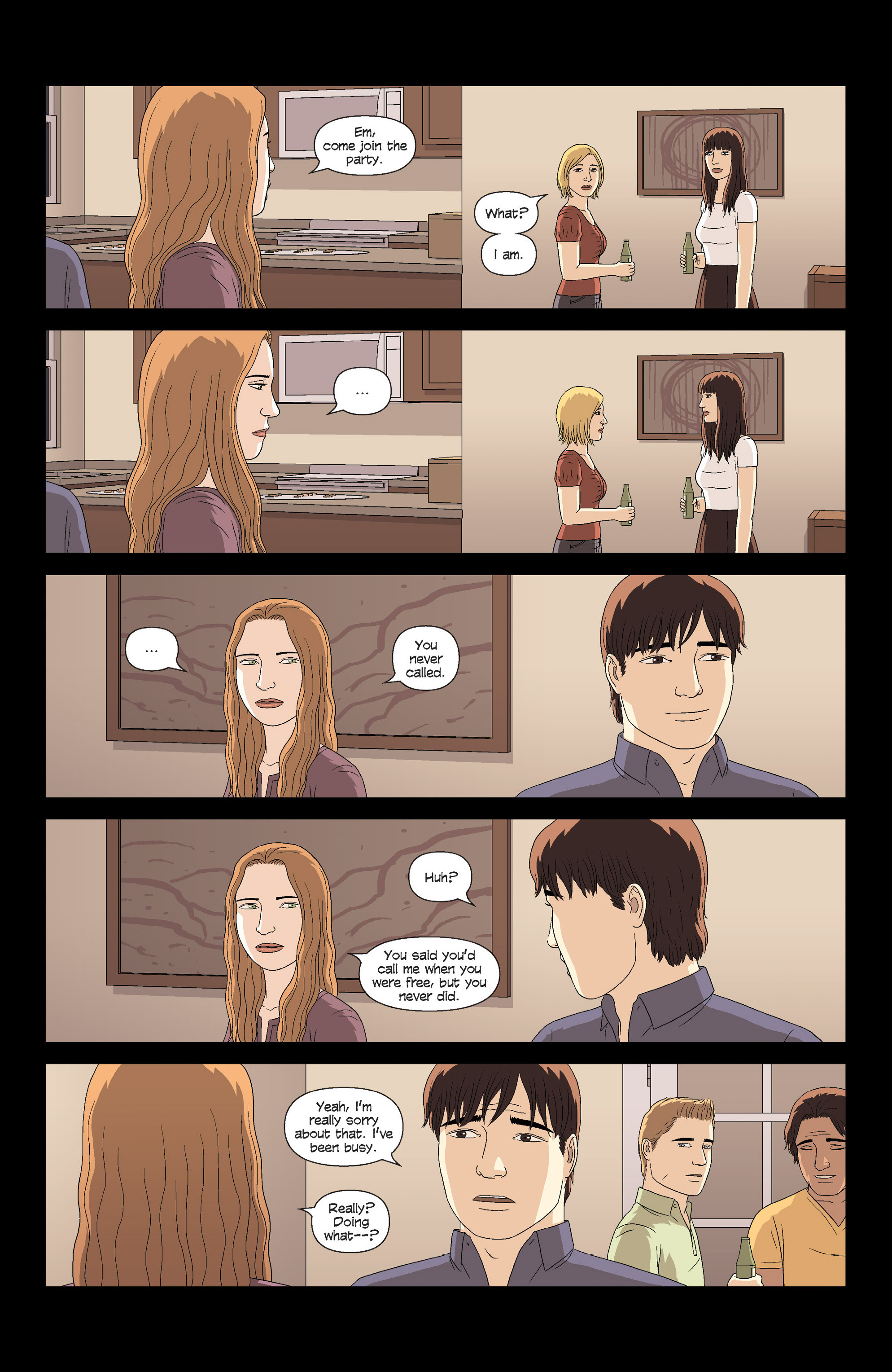 Read online Alex   Ada comic -  Issue # _TPB 3 - 20