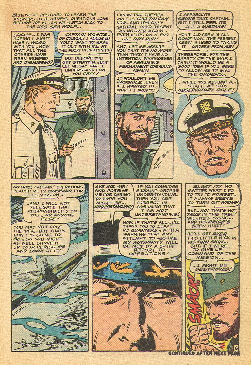 Captain Savage and his Leatherneck Raiders issue 19 - Page 9