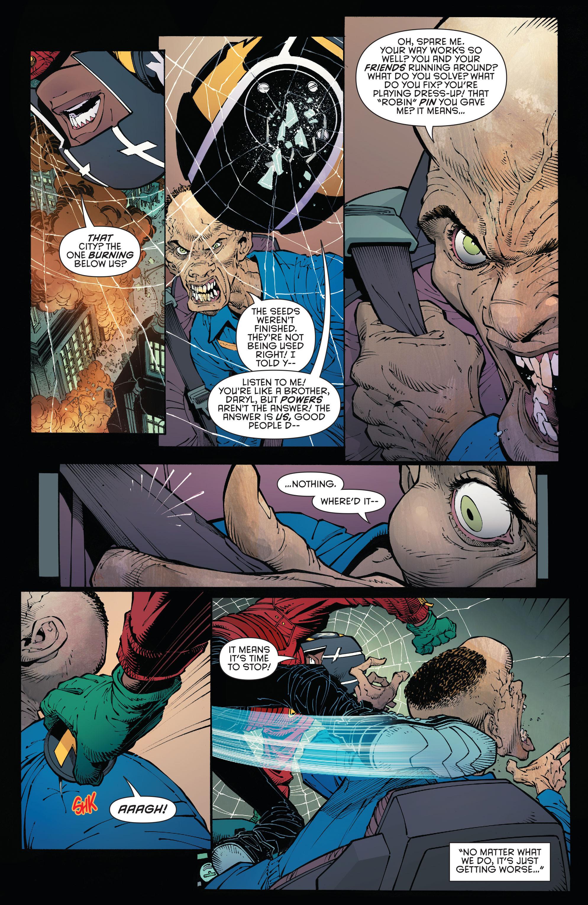 Read online Batman (2011) comic -  Issue # _TPB 9 - 114