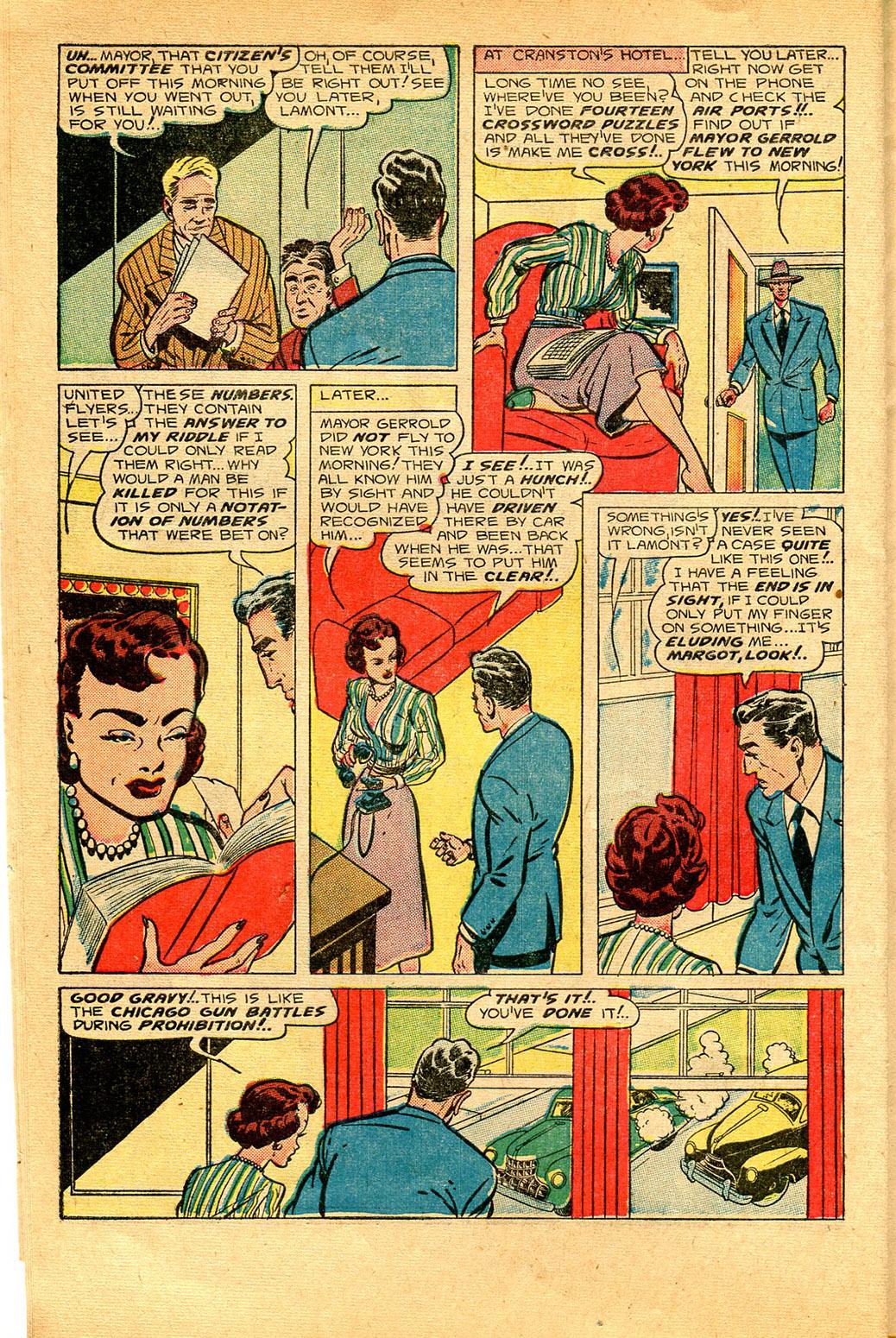 Read online Shadow Comics comic -  Issue #97 - 12