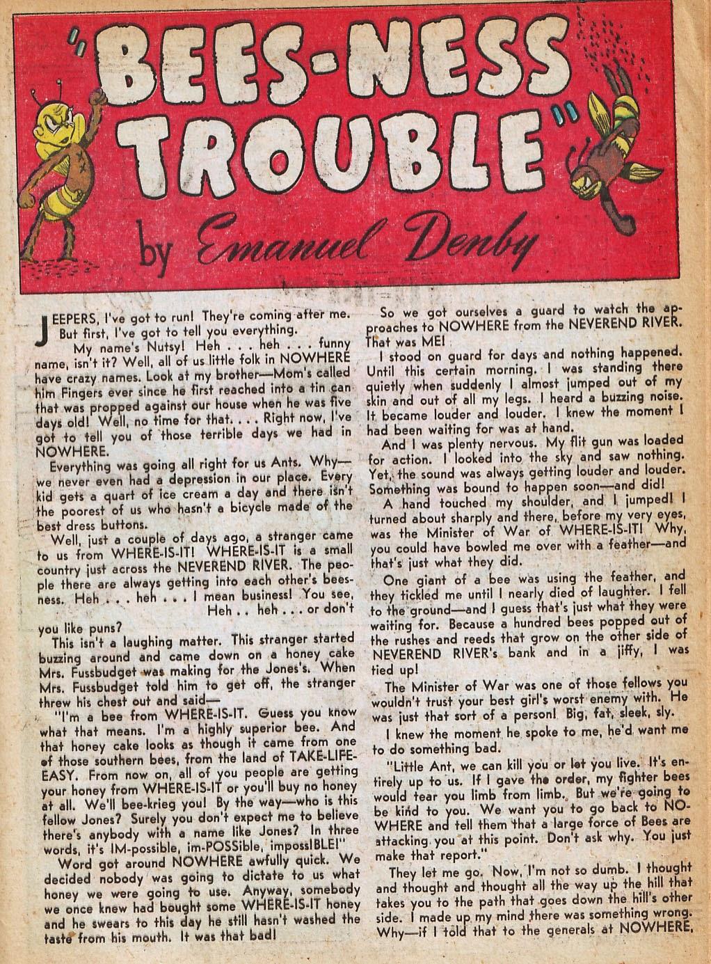 Jingle Jangle Comics issue 1 - Page 58