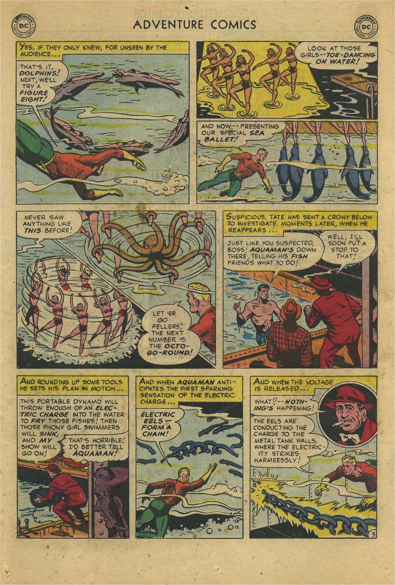 Read online Adventure Comics (1938) comic -  Issue #171 - 25