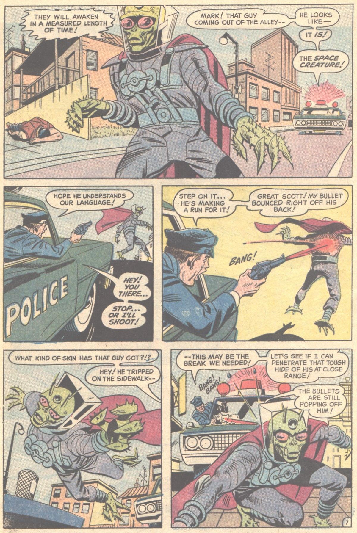 Read online Adventure Comics (1938) comic -  Issue #411 - 10