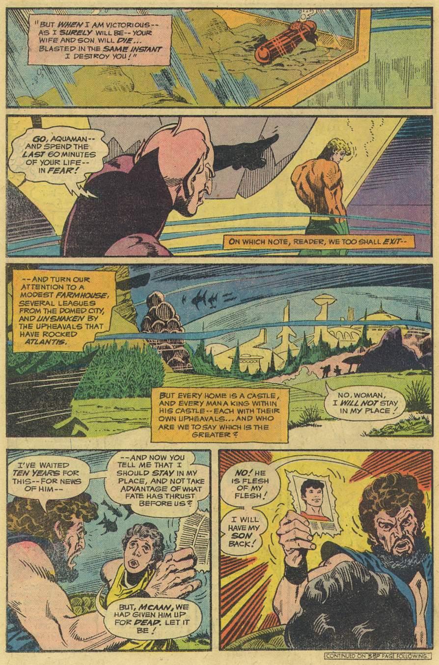 Read online Adventure Comics (1938) comic -  Issue #448 - 21