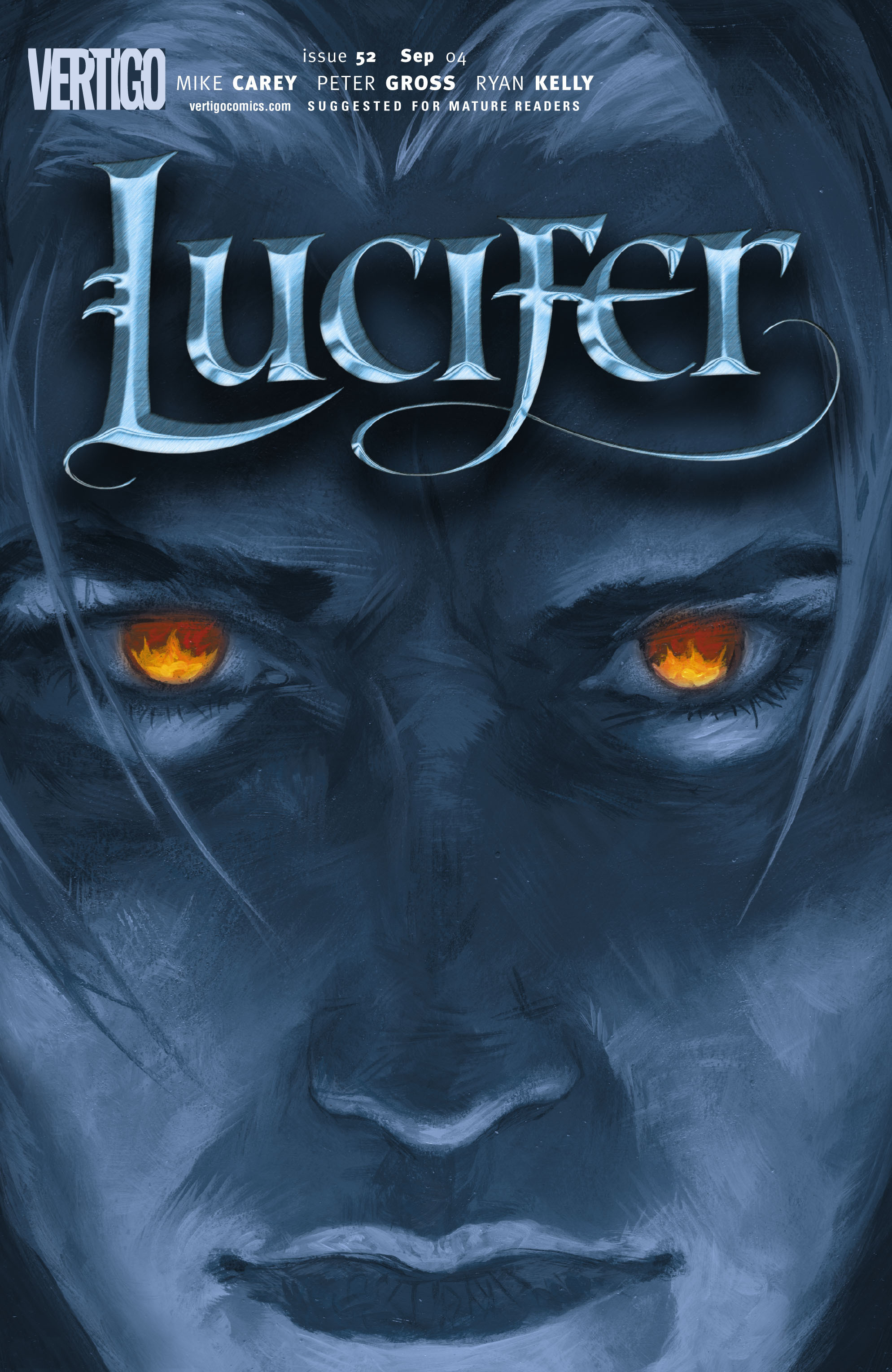 Lucifer (2000) issue 52 - Page 1