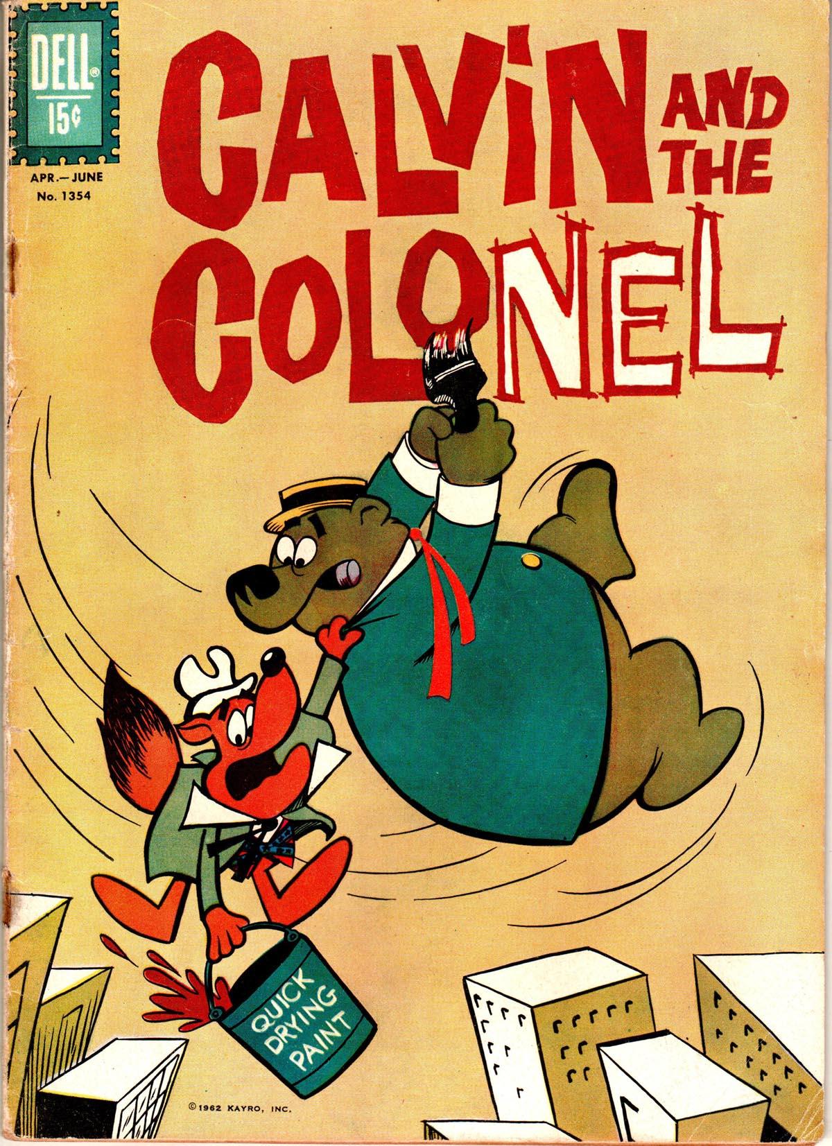 Four Color Comics 1354 Page 1