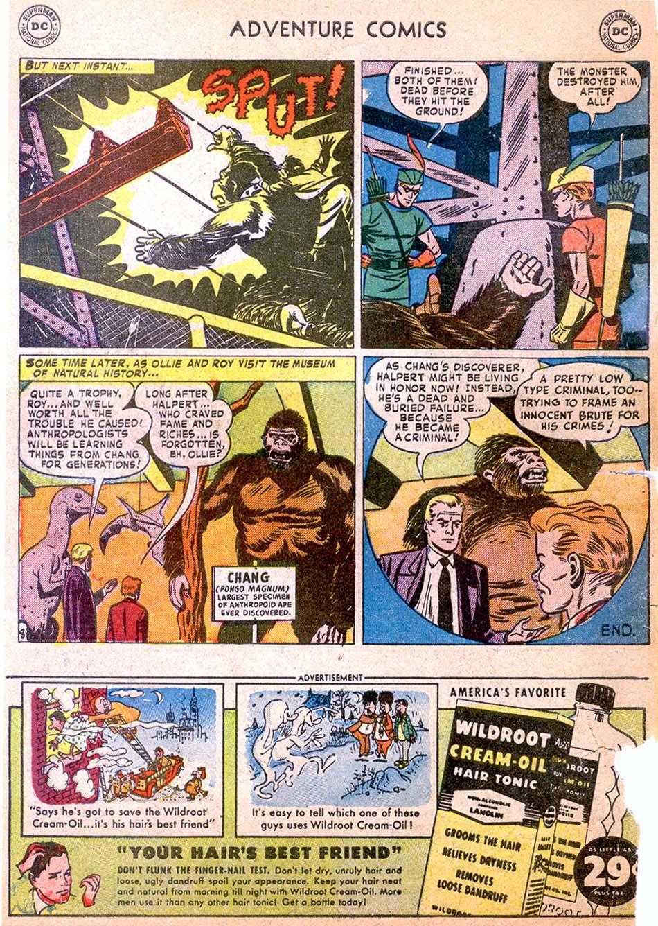 Read online Adventure Comics (1938) comic -  Issue #178 - 42