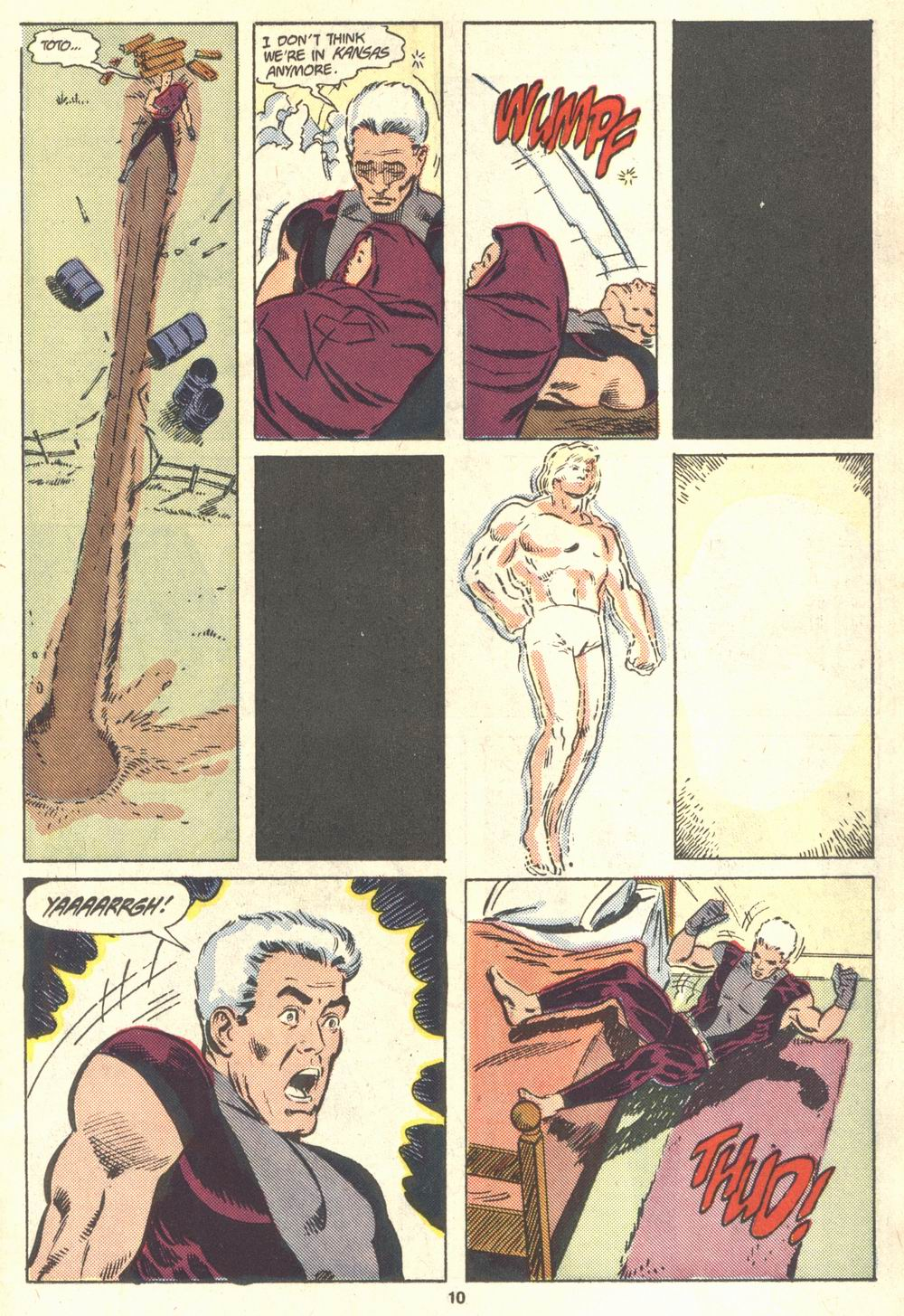 Read online Justice (1986) comic -  Issue #18 - 11