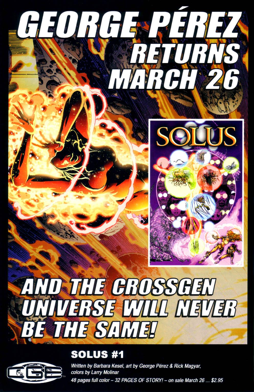 Read online Sigil (2000) comic -  Issue #33 - 24