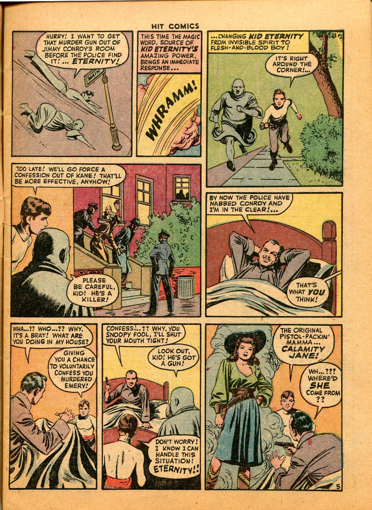 Read online Hit Comics comic -  Issue #35 - 7