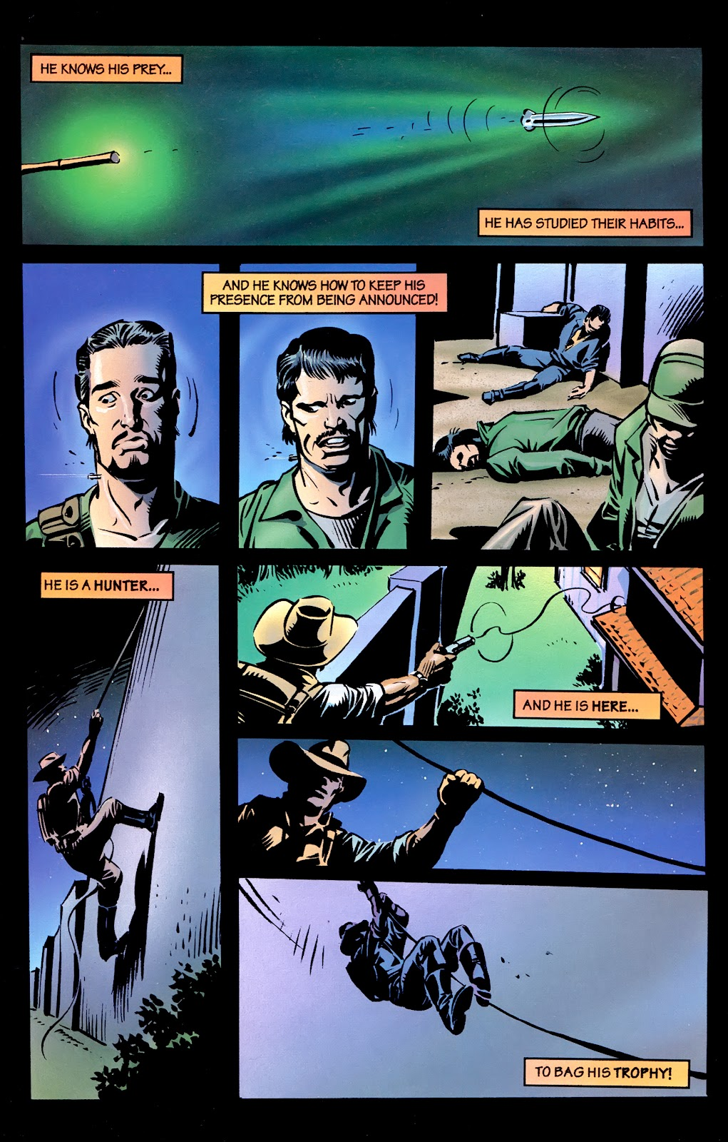 Read online Perg comic -  Issue #3 - 13
