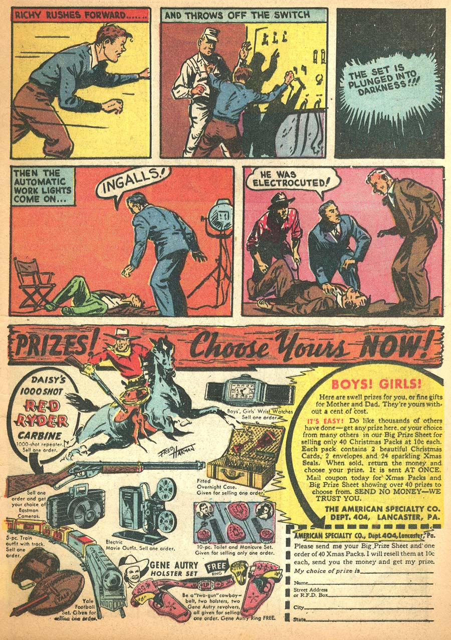 Blue Ribbon Comics (1939) issue 8 - Page 5