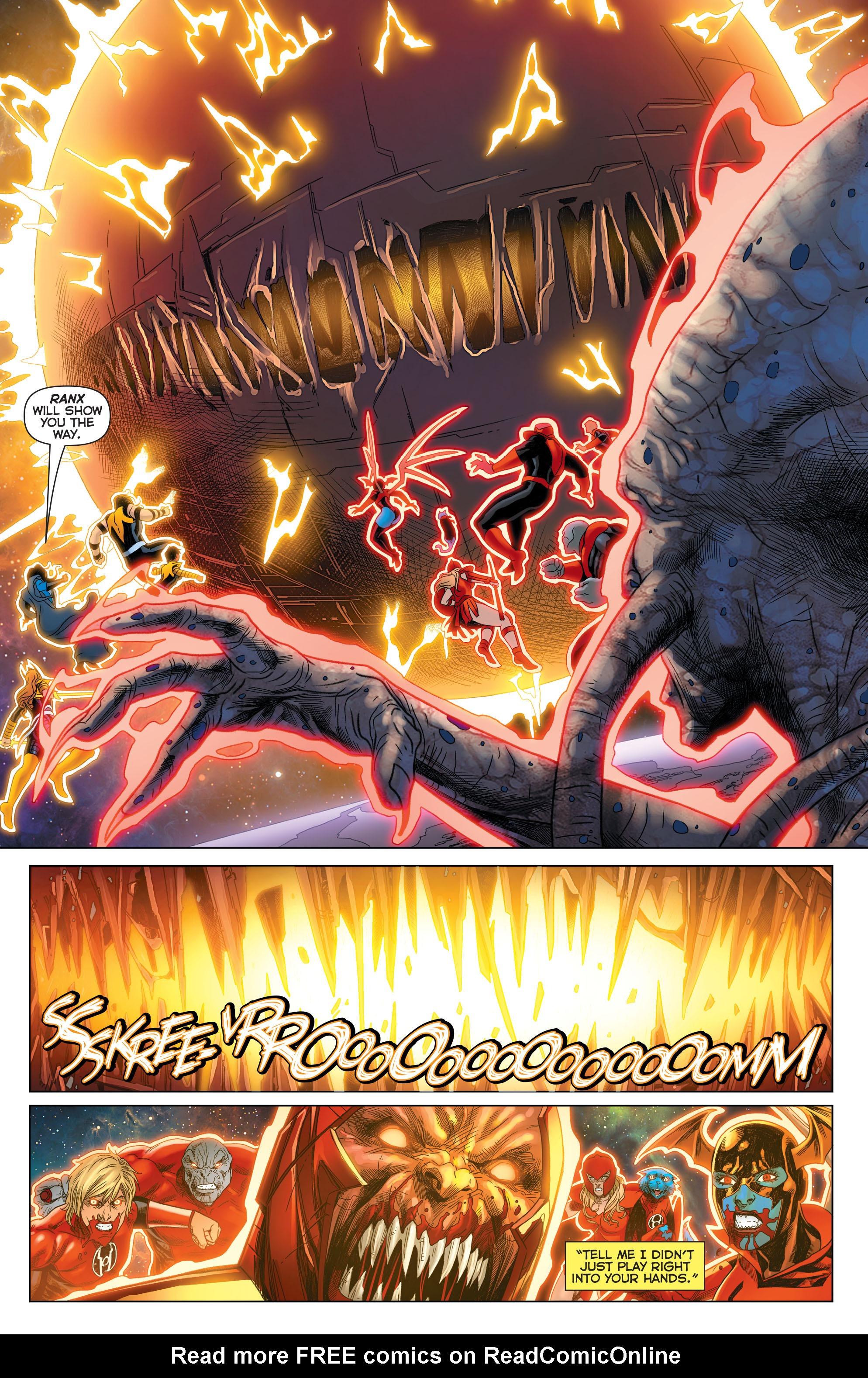 Read online Sinestro comic -  Issue #23 - 10