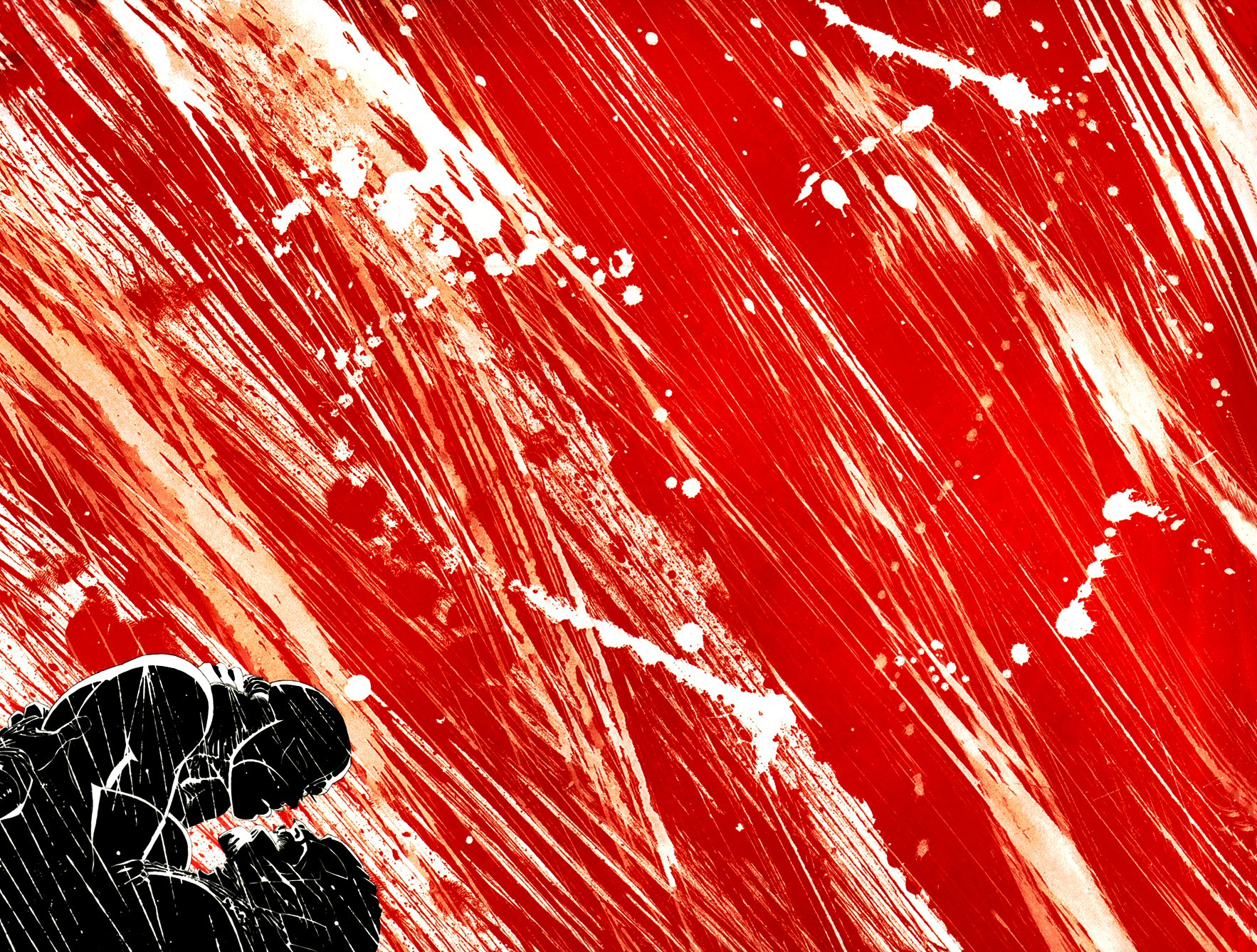 Read online Frank Miller's Holy Terror comic -  Issue # TPB - 120