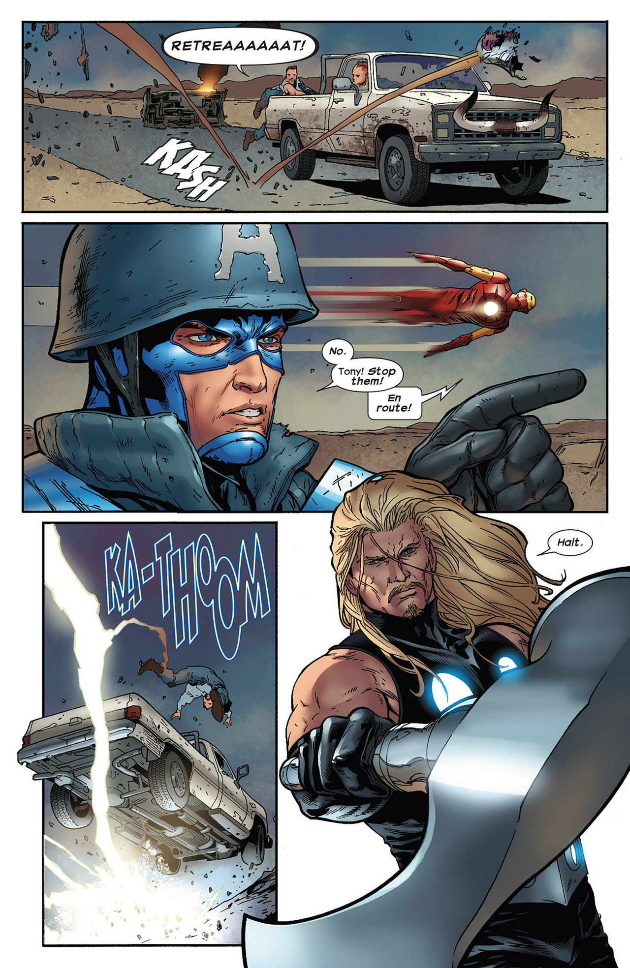 Read online Ultimate Comics Ultimates comic -  Issue #13 - 20