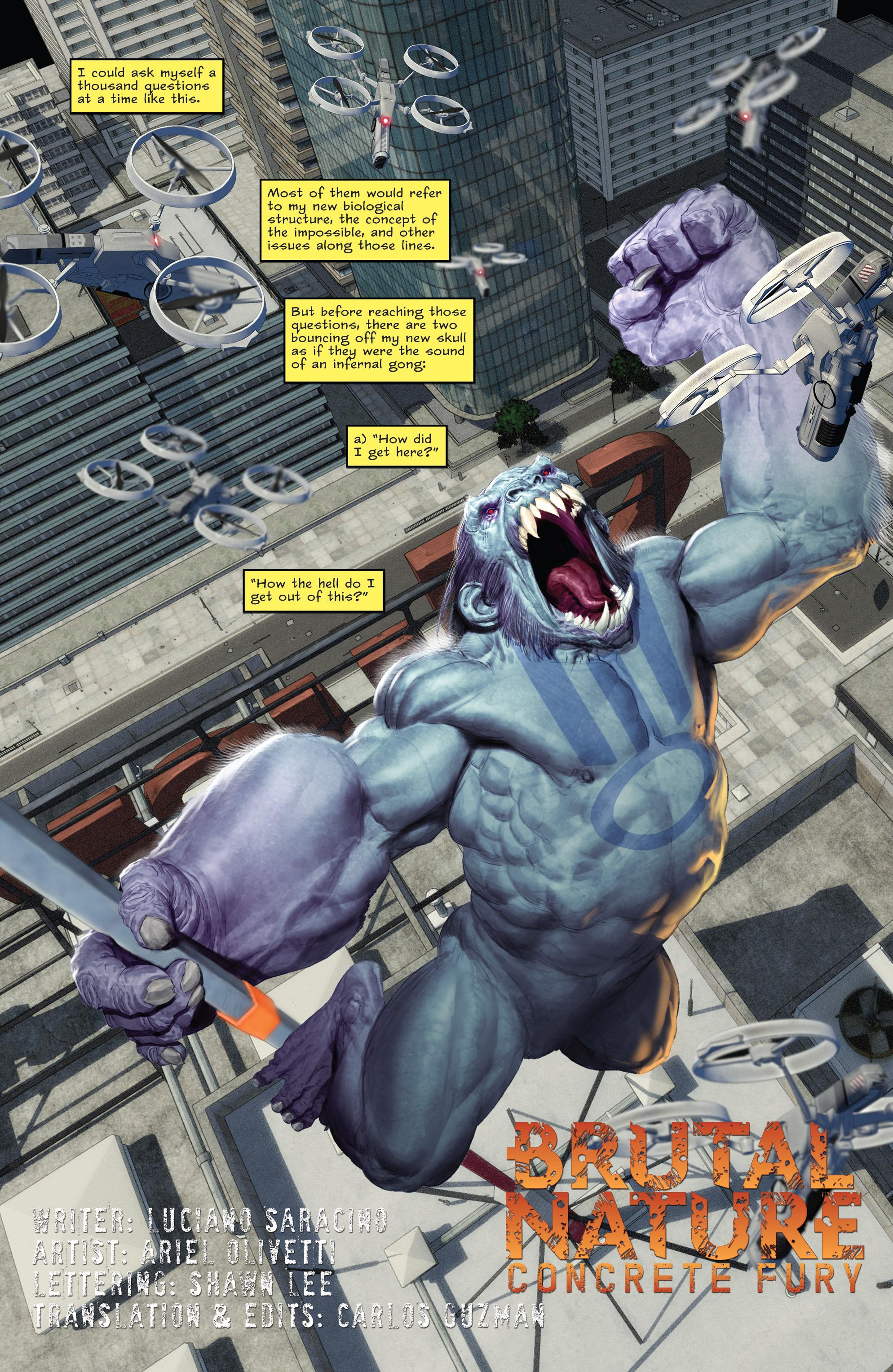 Read online Animal Noir comic -  Issue #4 - 28