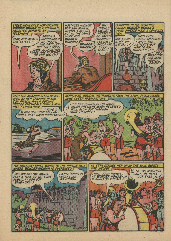 Read online Sensation (Mystery) Comics comic -  Issue #21 - 11
