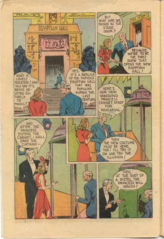 Super-Magician Comics issue 31 - Page 4