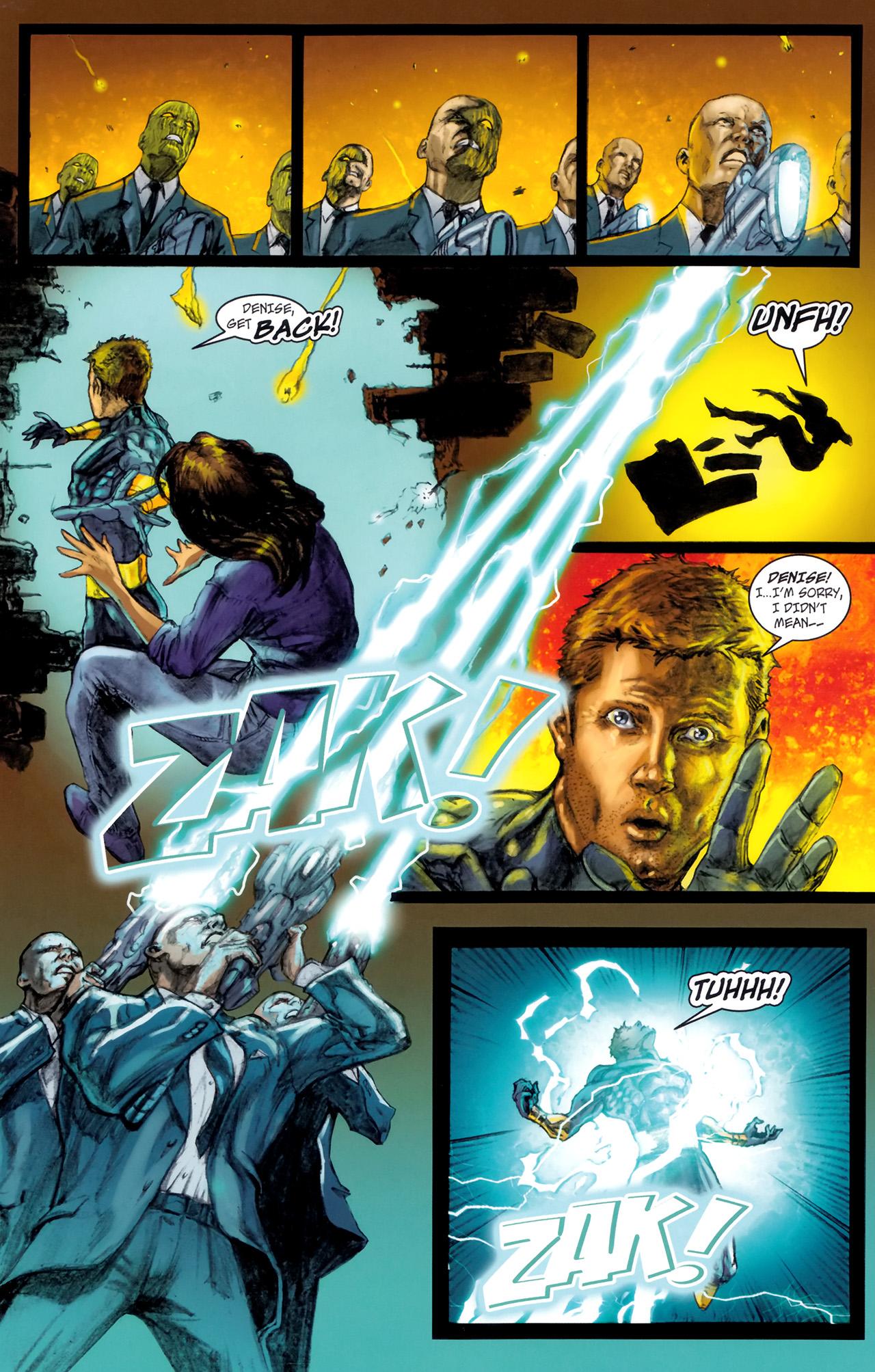 Read online Phoenix comic -  Issue #2 - 6