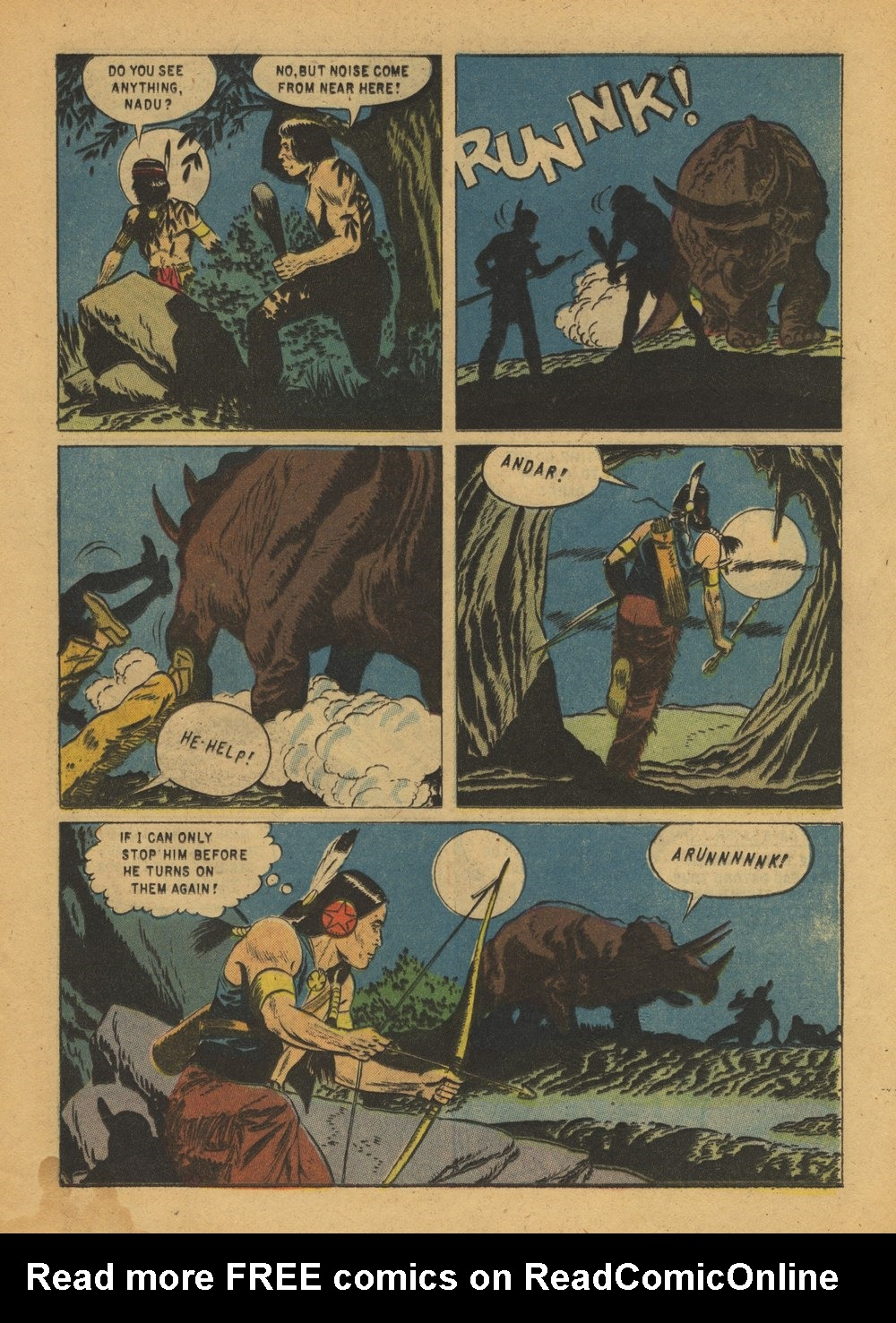 Read online Turok, Son of Stone comic -  Issue #15 - 25