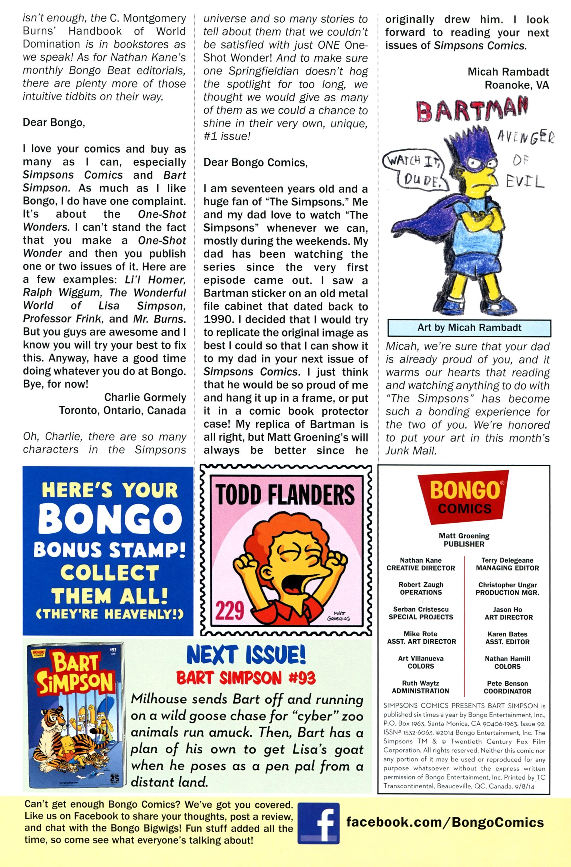 Read online Simpsons Comics Presents Bart Simpson comic -  Issue #92 - 29
