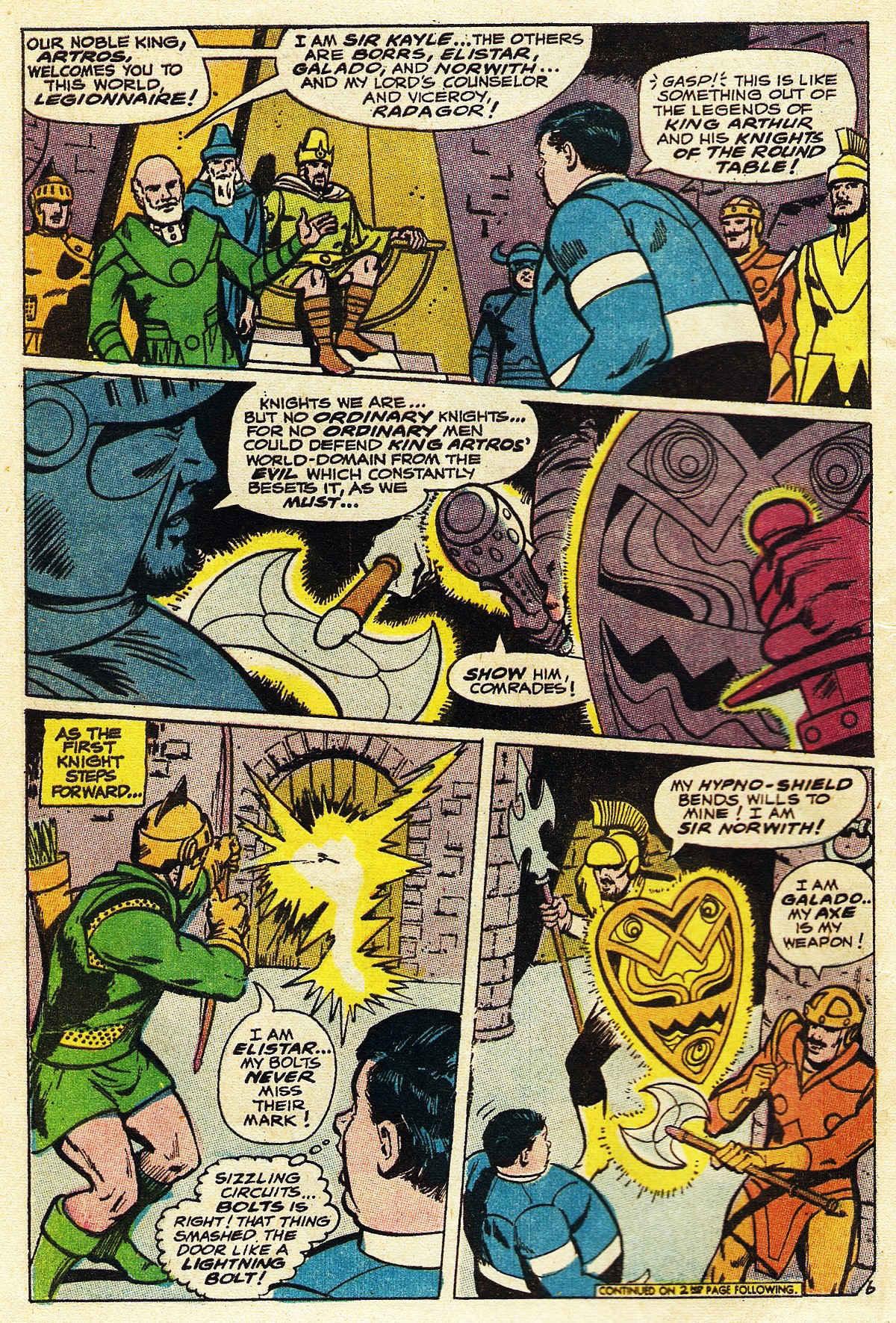 Read online Adventure Comics (1938) comic -  Issue #376 - 8