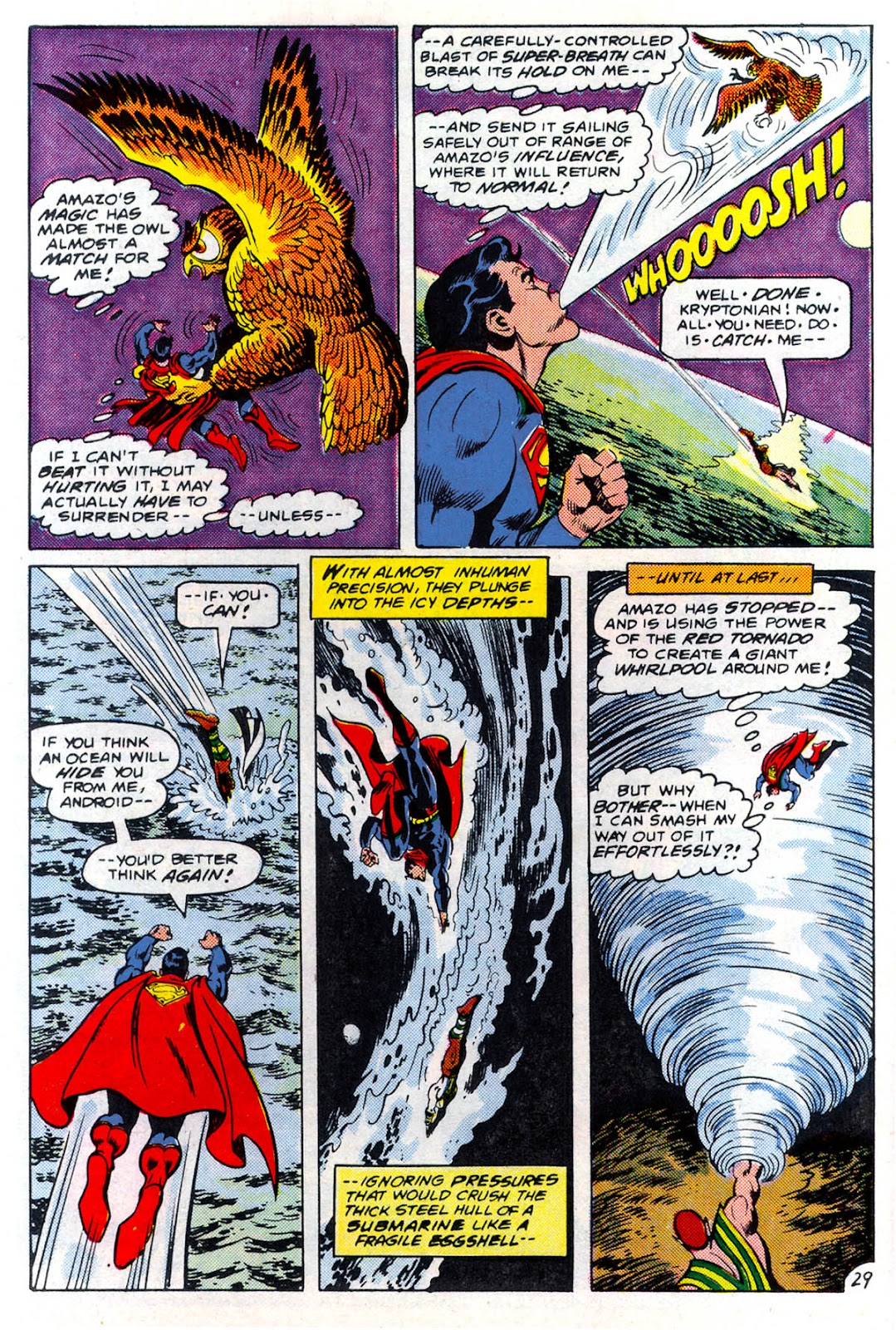 Read online Superman Special (1983) comic -  Issue #3 - 30