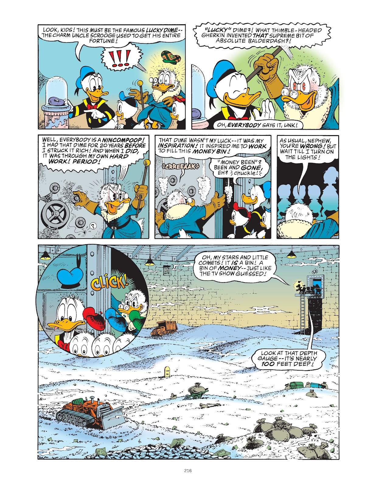 Read online The Complete Life and Times of Scrooge McDuck comic -  Issue # TPB 1 (Part 2) - 109