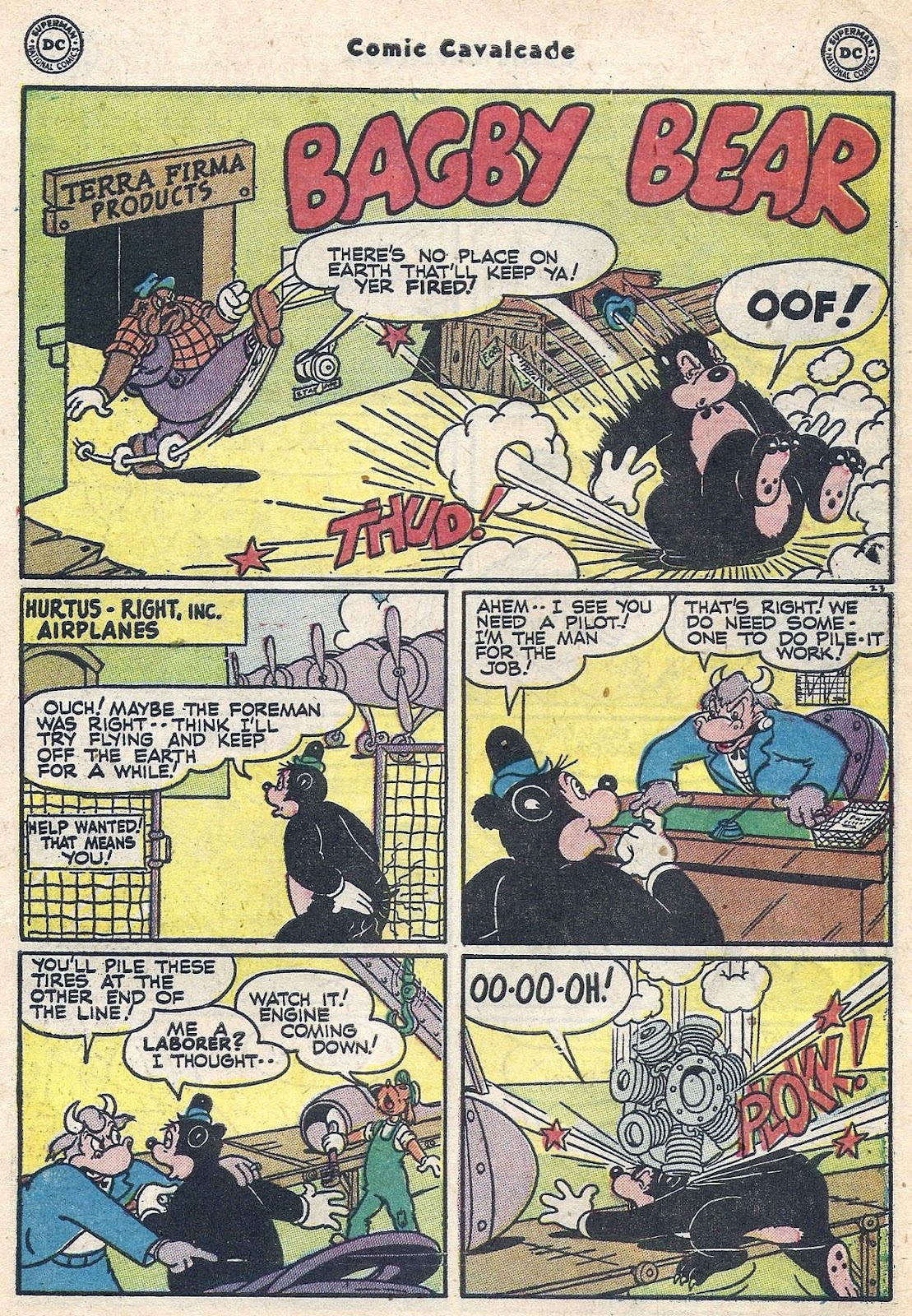 Comic Cavalcade issue 56 - Page 53